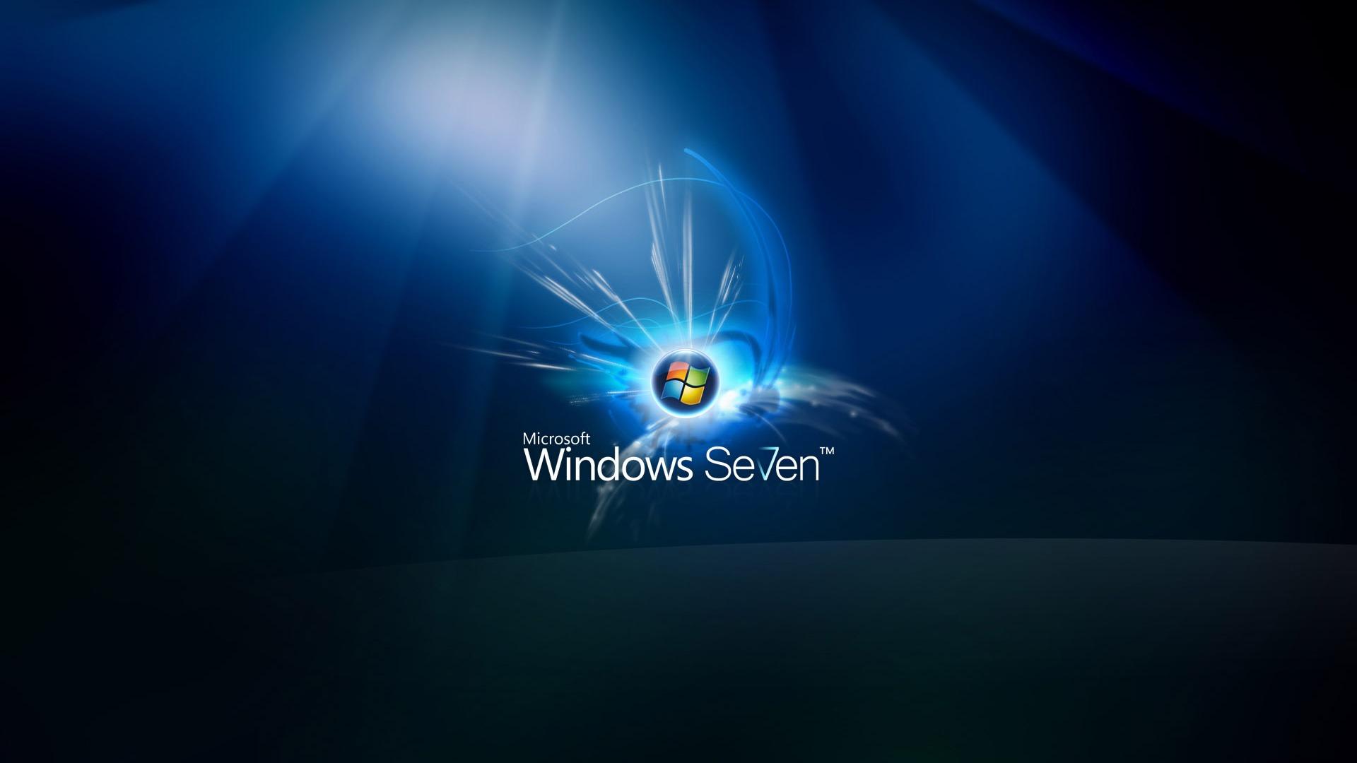 Windows 7のグレア- ブランドの壁紙の選択 / 1920x1080