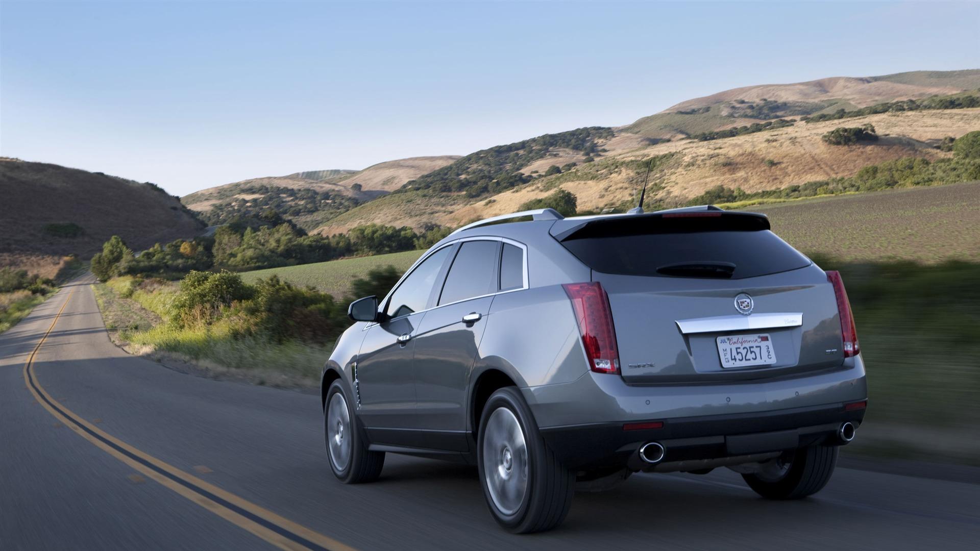 凯迪拉克 Cadillac SRX 系列桌面壁纸高清图片