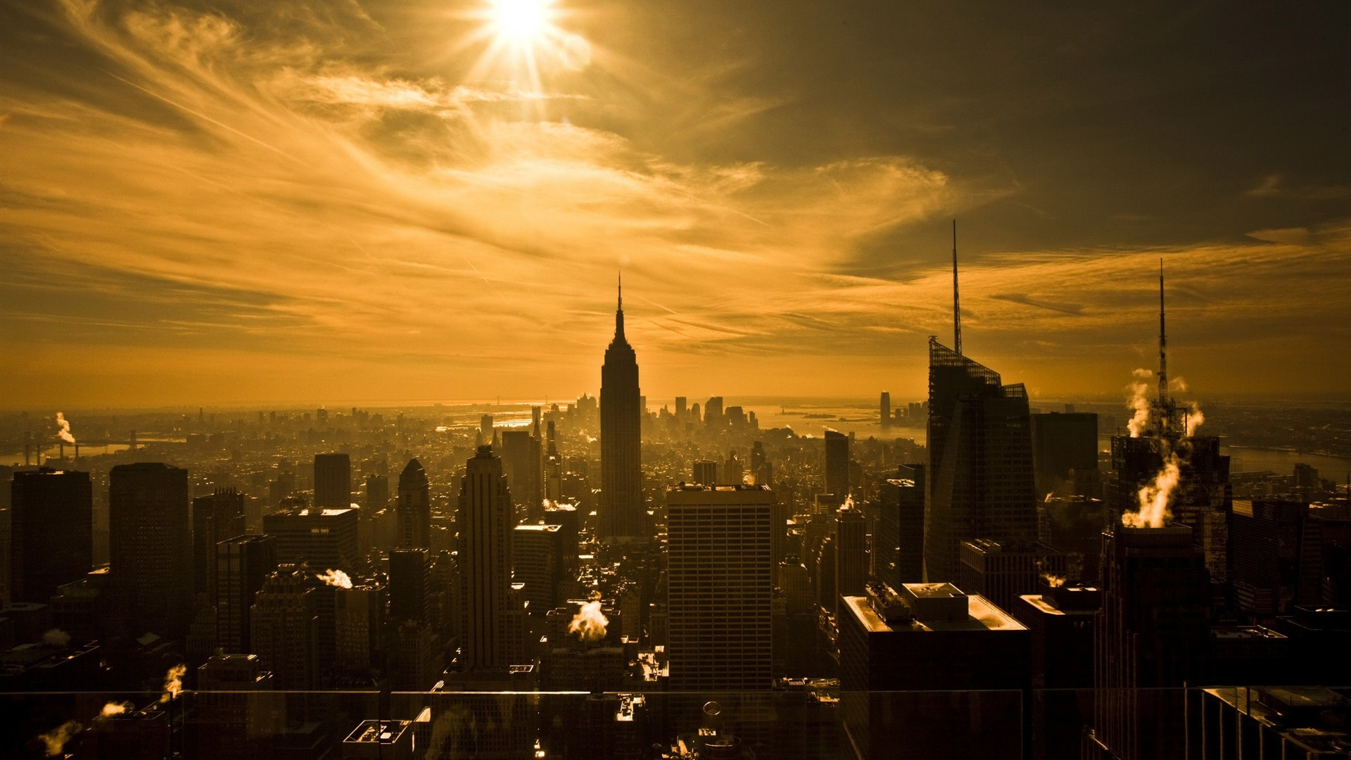 Empire state building de new york urban bureau for Bureau zoe new york