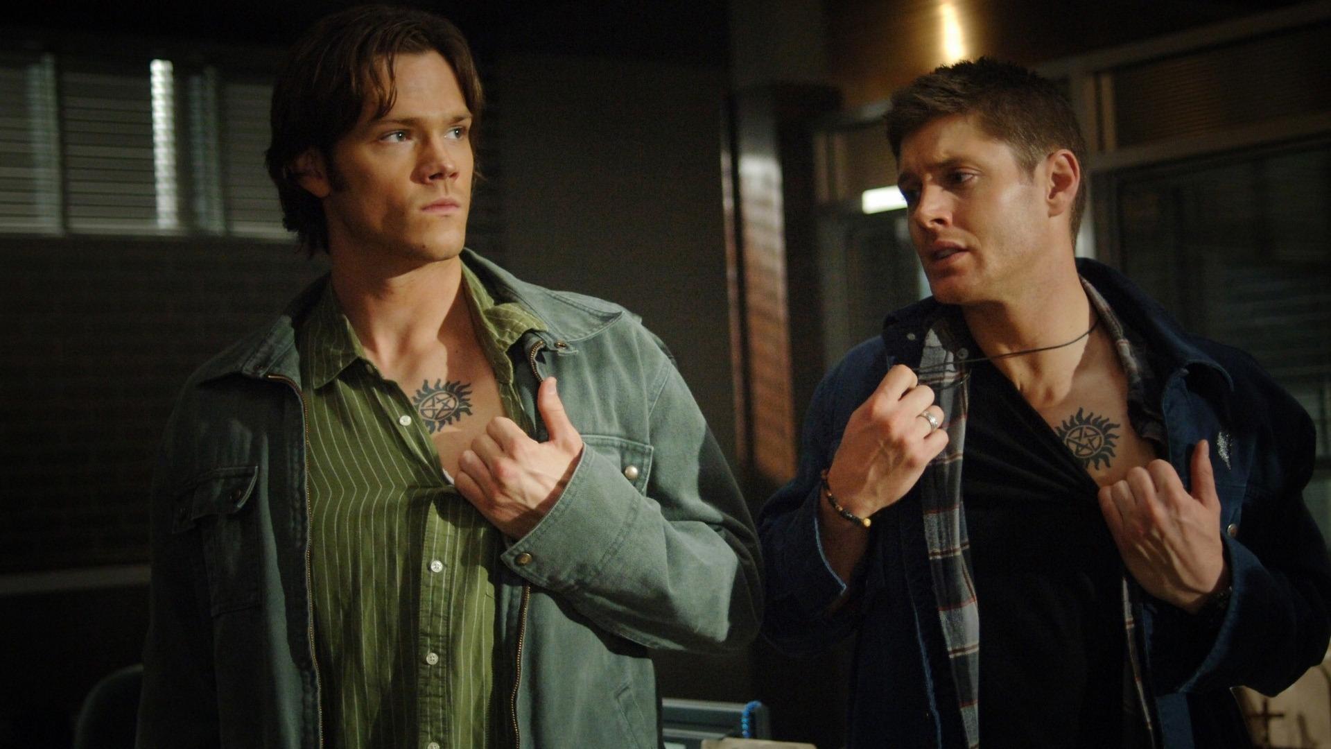 Dean Winchester Y Sam Winchester Supernatural Hd Desktop