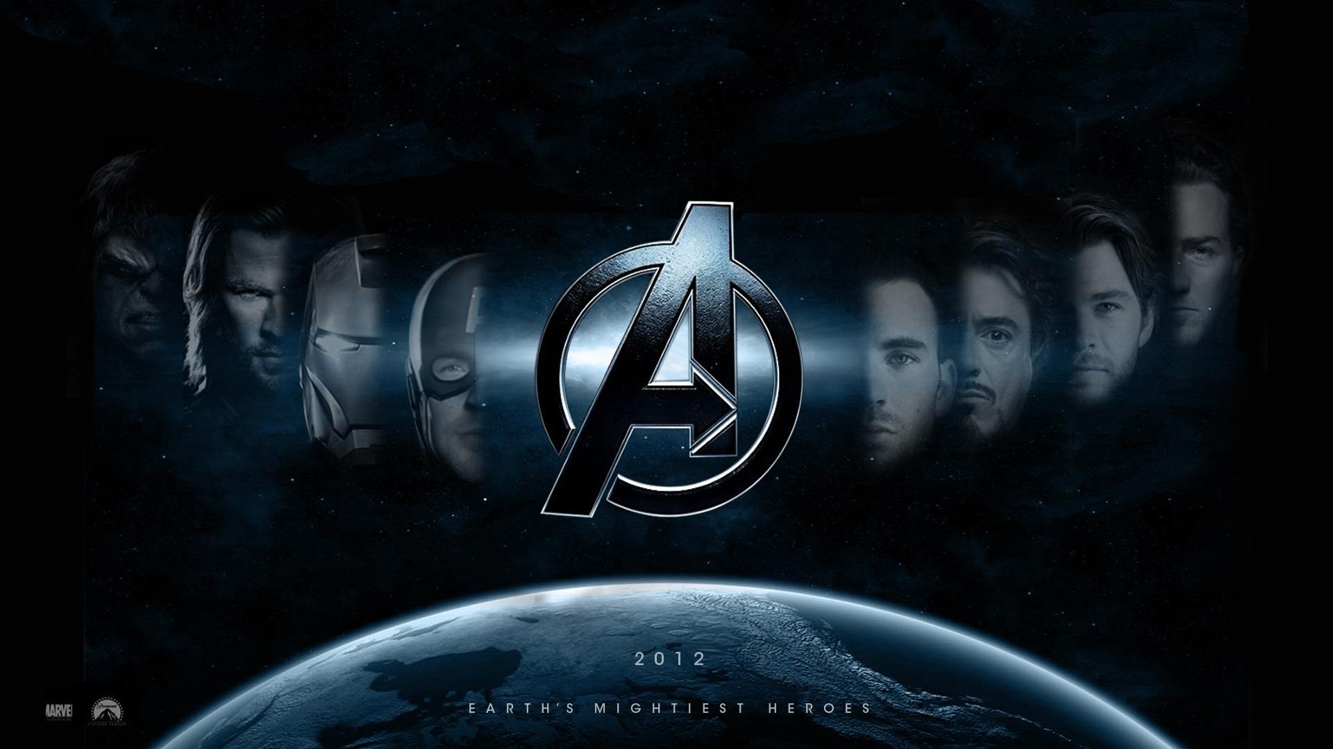 The Avengers 2012 HD Movie Desktop Wallpaper-1920x1080 ...