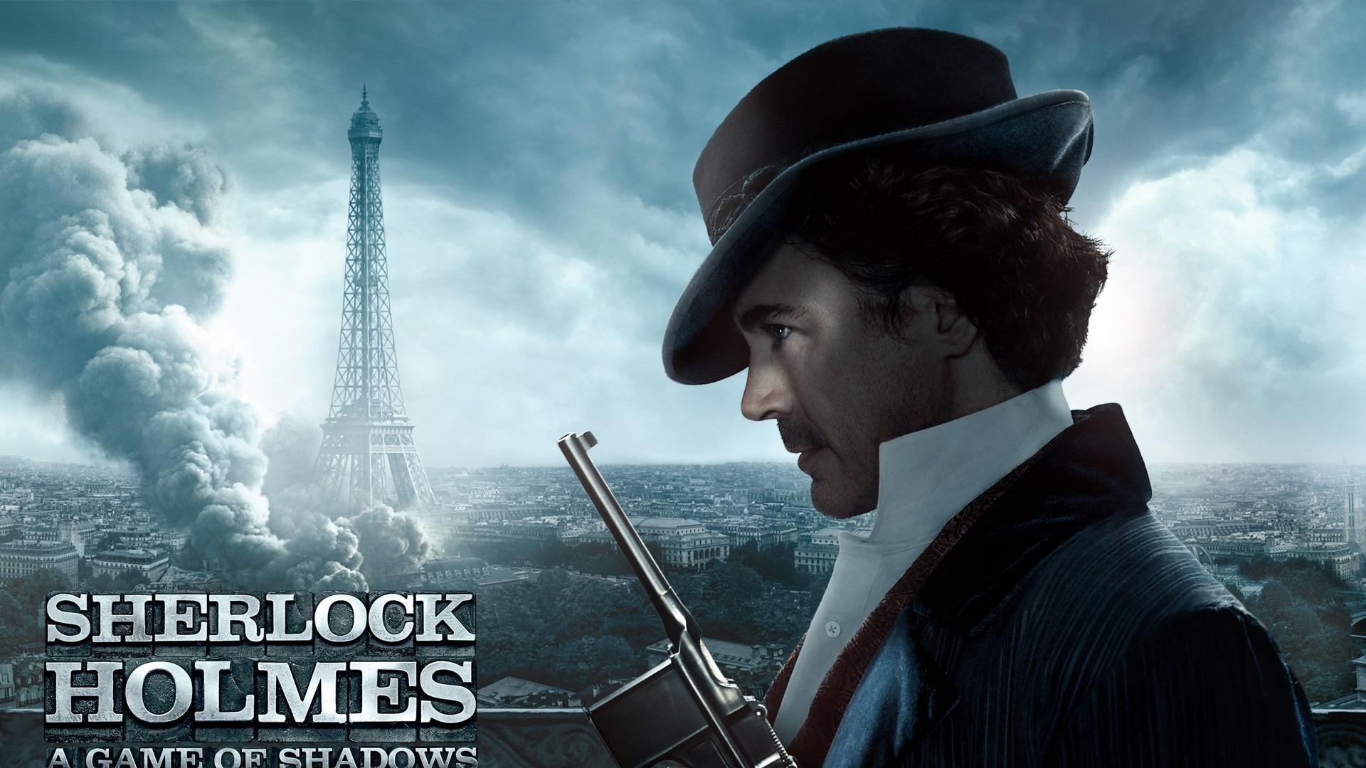 Sherlock Holmes Un Juego De Sombras Movie Wallpaper 07