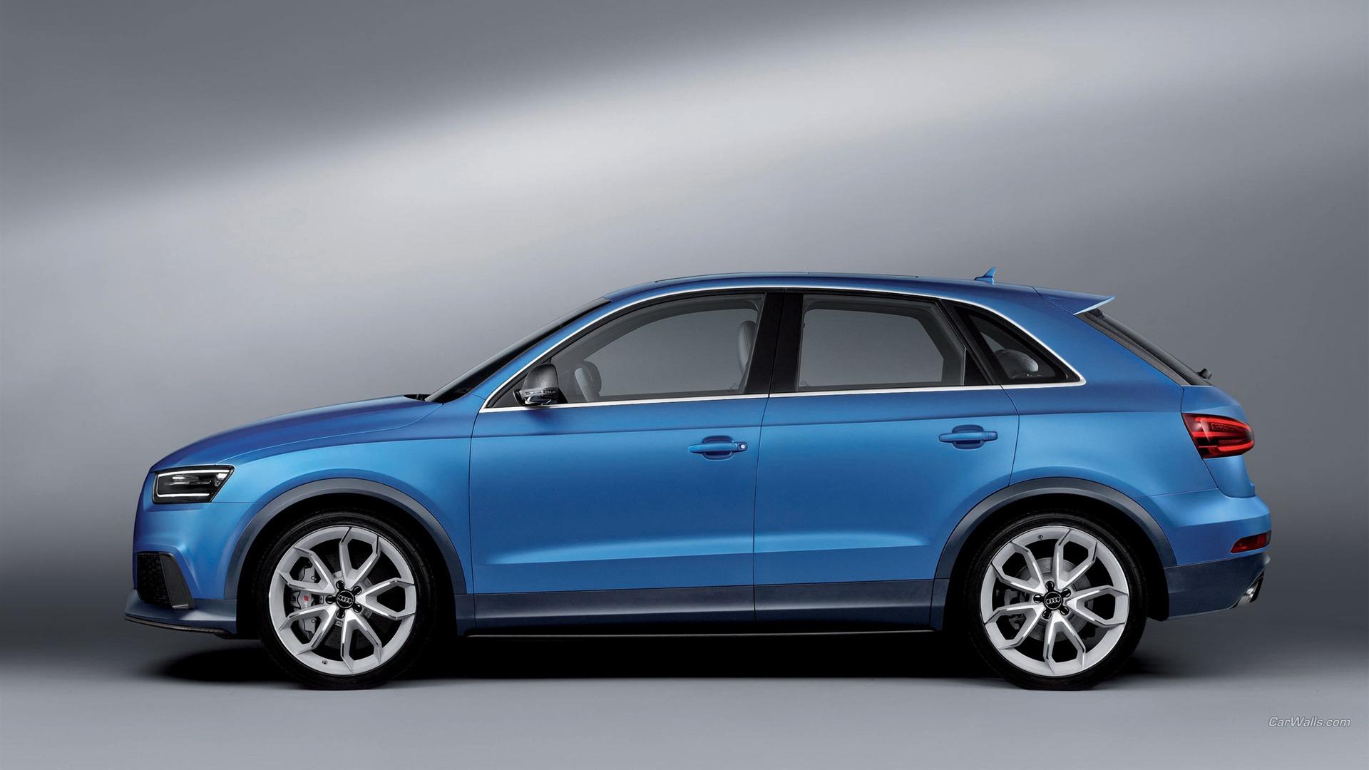 Audi Rs Q3 Concept Car Hd Wallpaper 16 Avance 10wallpapercom