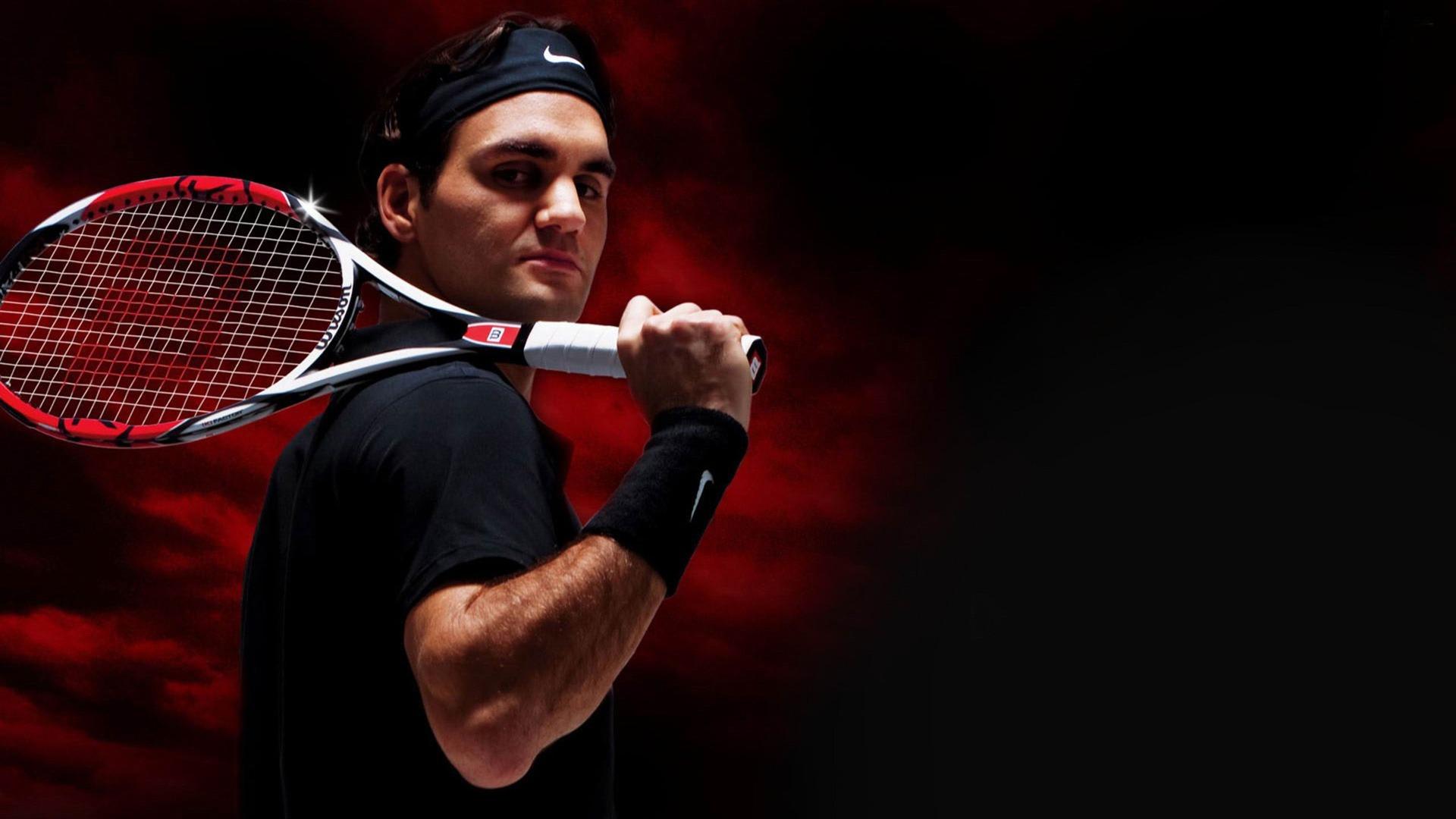 Roger Federer-Tennis Sport Desktop Wallpapers 03-1920x1080
