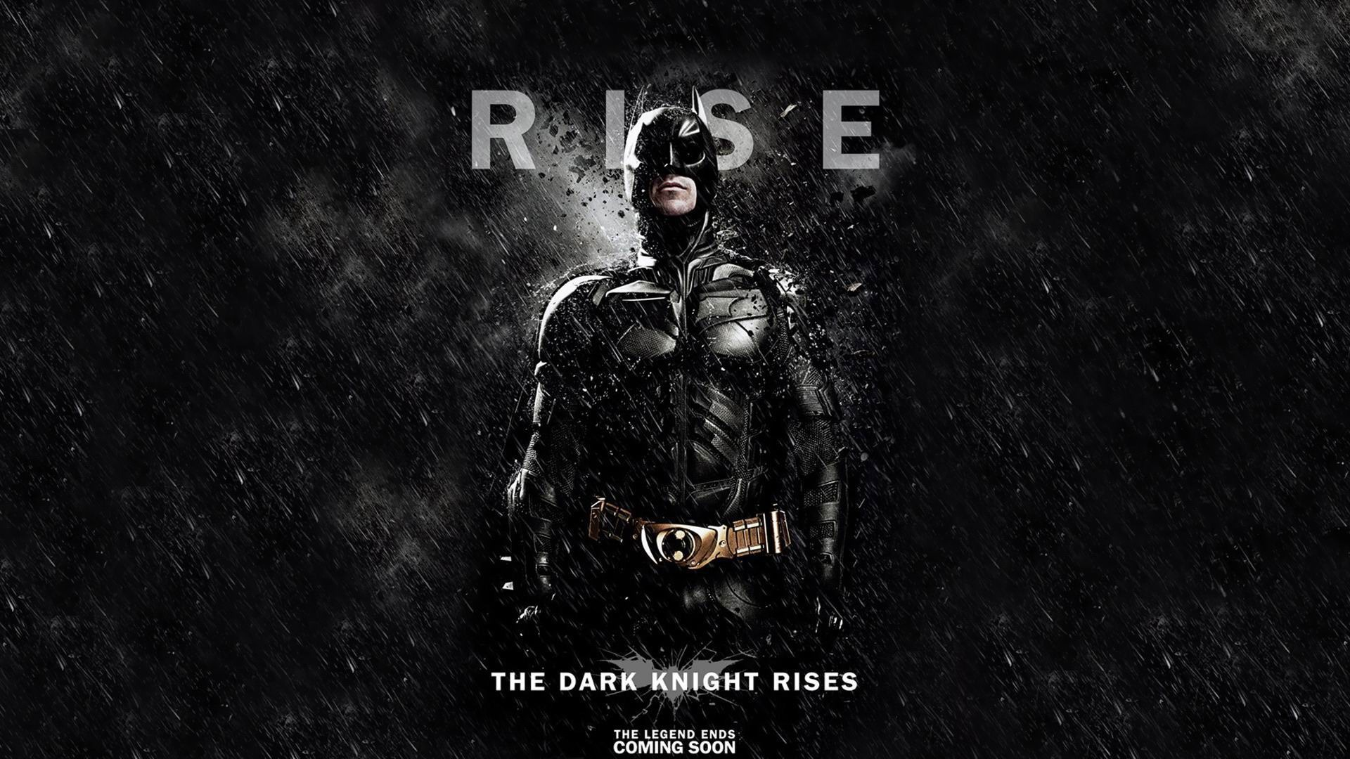 dark knight and dark knight rises