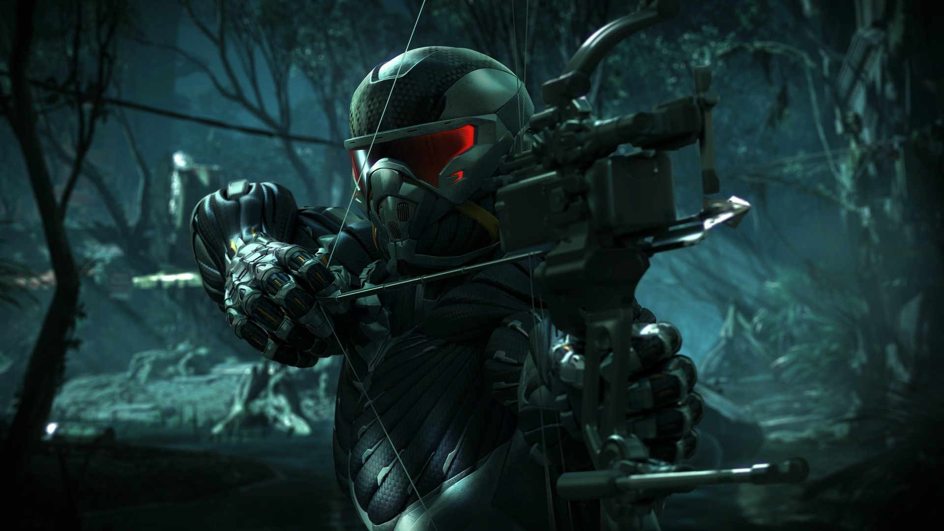 Crysis 3 HD game wallp...