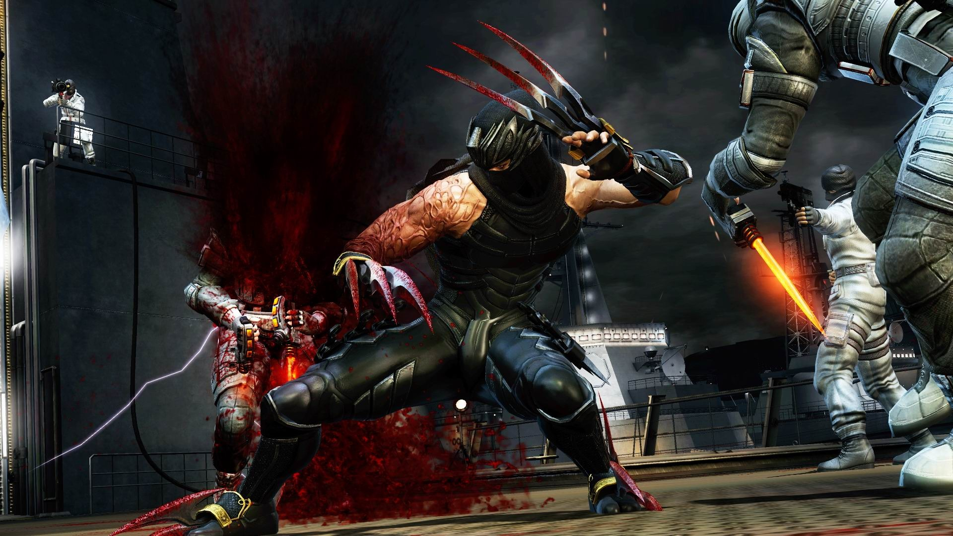 ninja gaiden 3 wallpaper hd