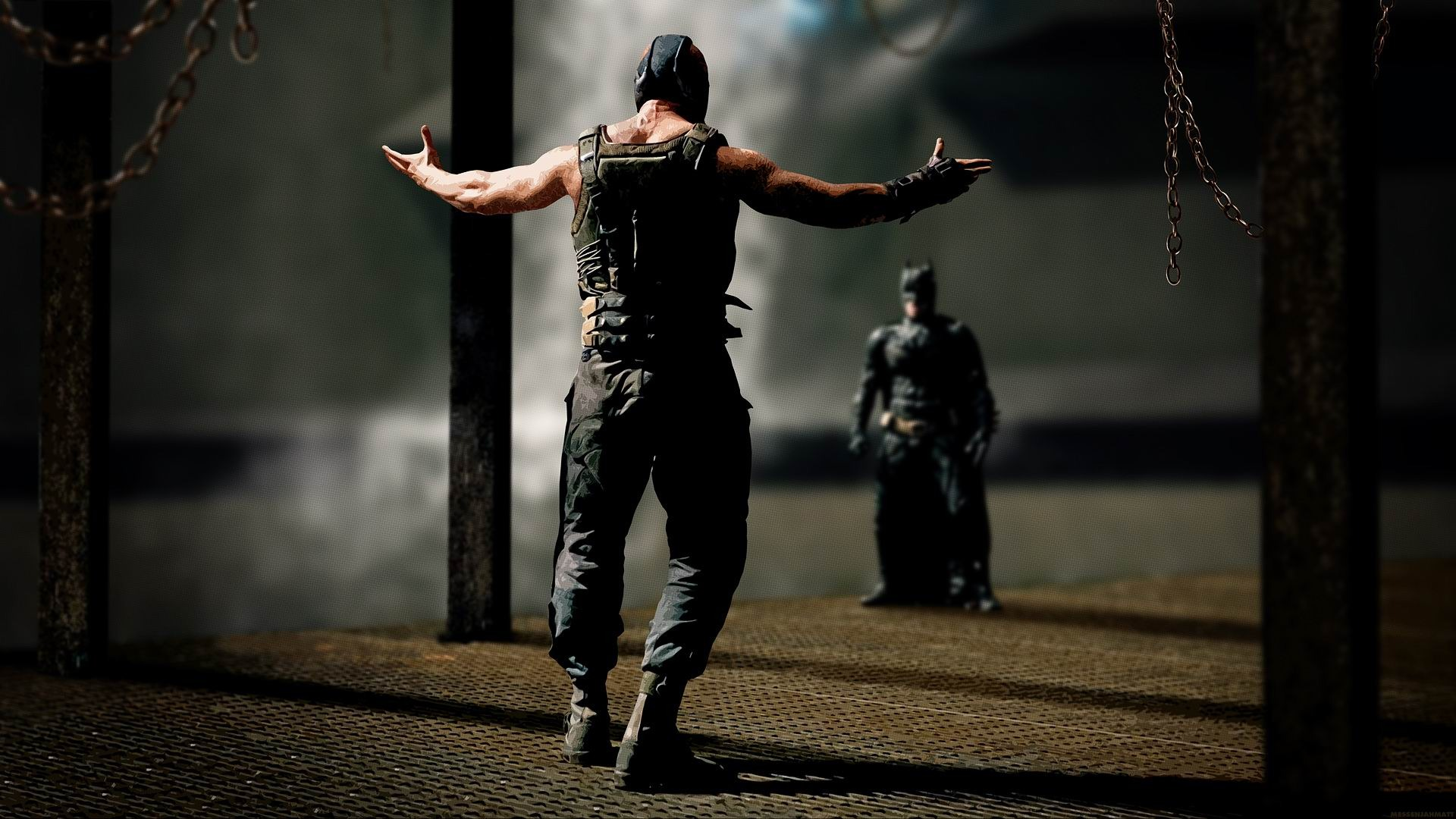 The Dark Knight Rises 2012 Movie Hd Wallpaper 16 Preview