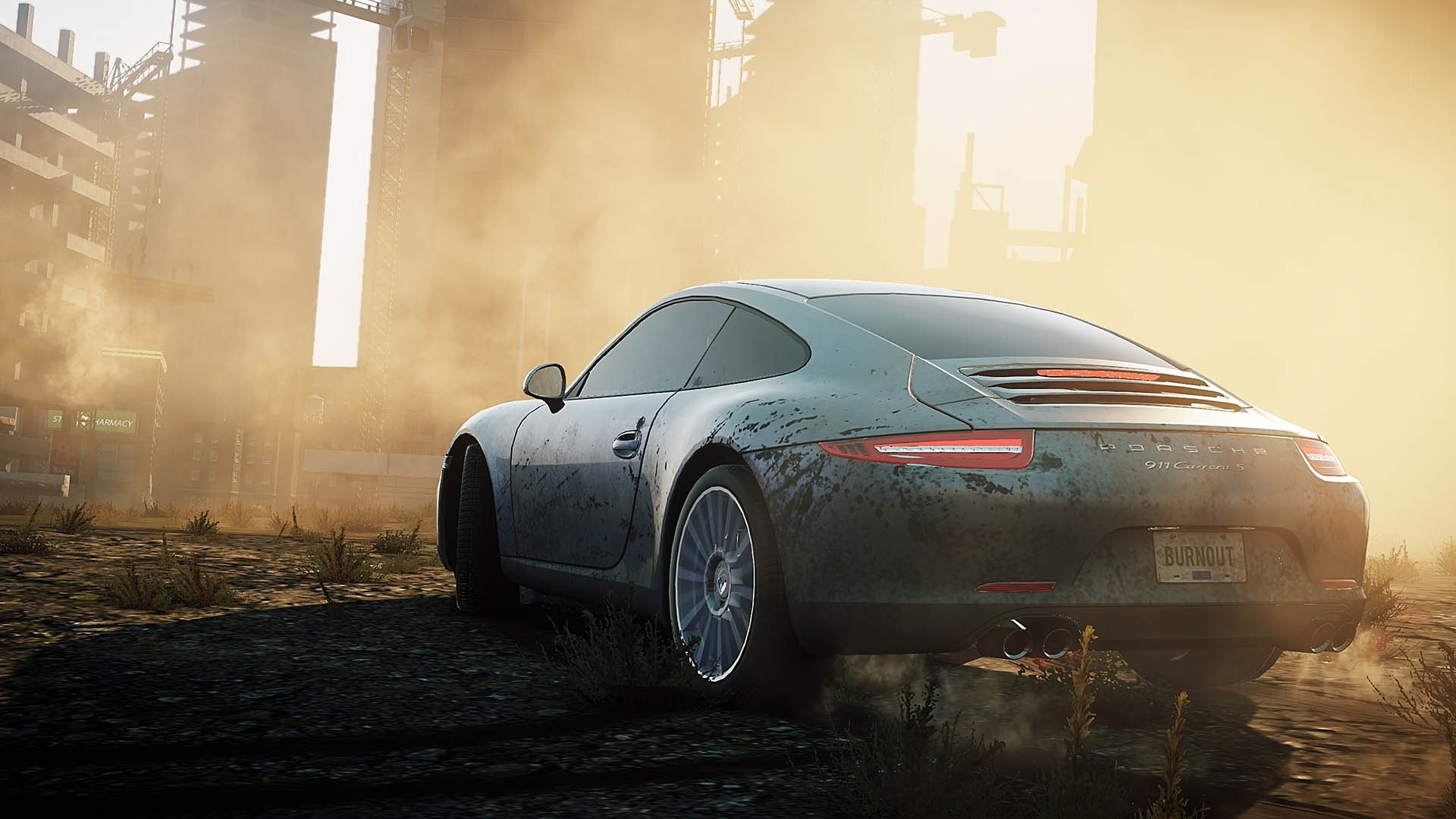 Need For Speed Most Wanted Game Hd Wallpaper 07 Preview