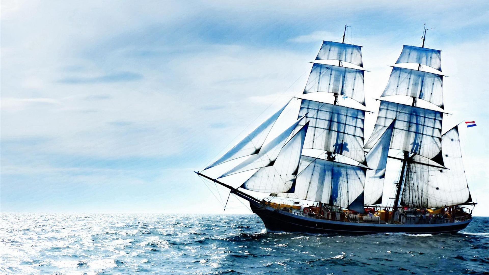 Voilier Oceanique Fond D Ecran Theme De Navire Apercu 10wallpaper Com