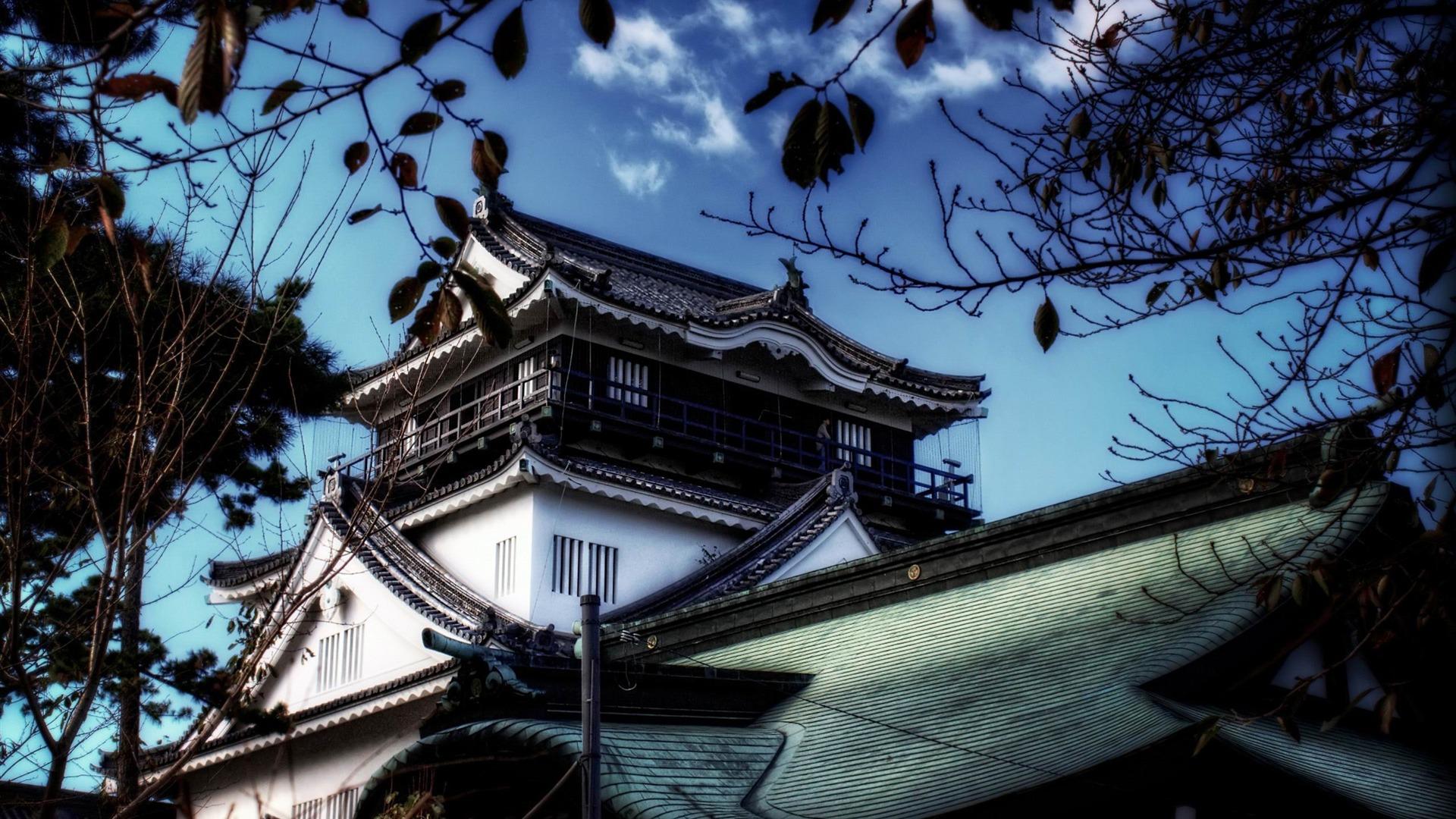 冈崎城-日本风景壁纸预览 | 10wallpaper.com
