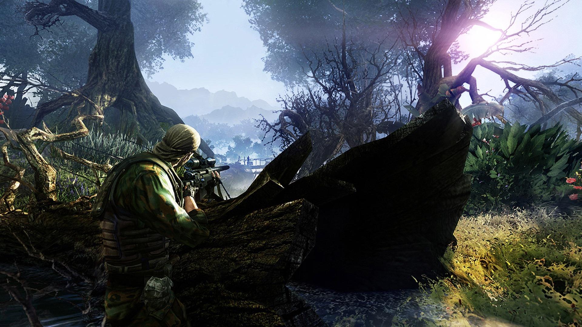 Sniper Ghost Warrior 2 Game Hd Wallpaper 03 Preview 10wallpaper Com