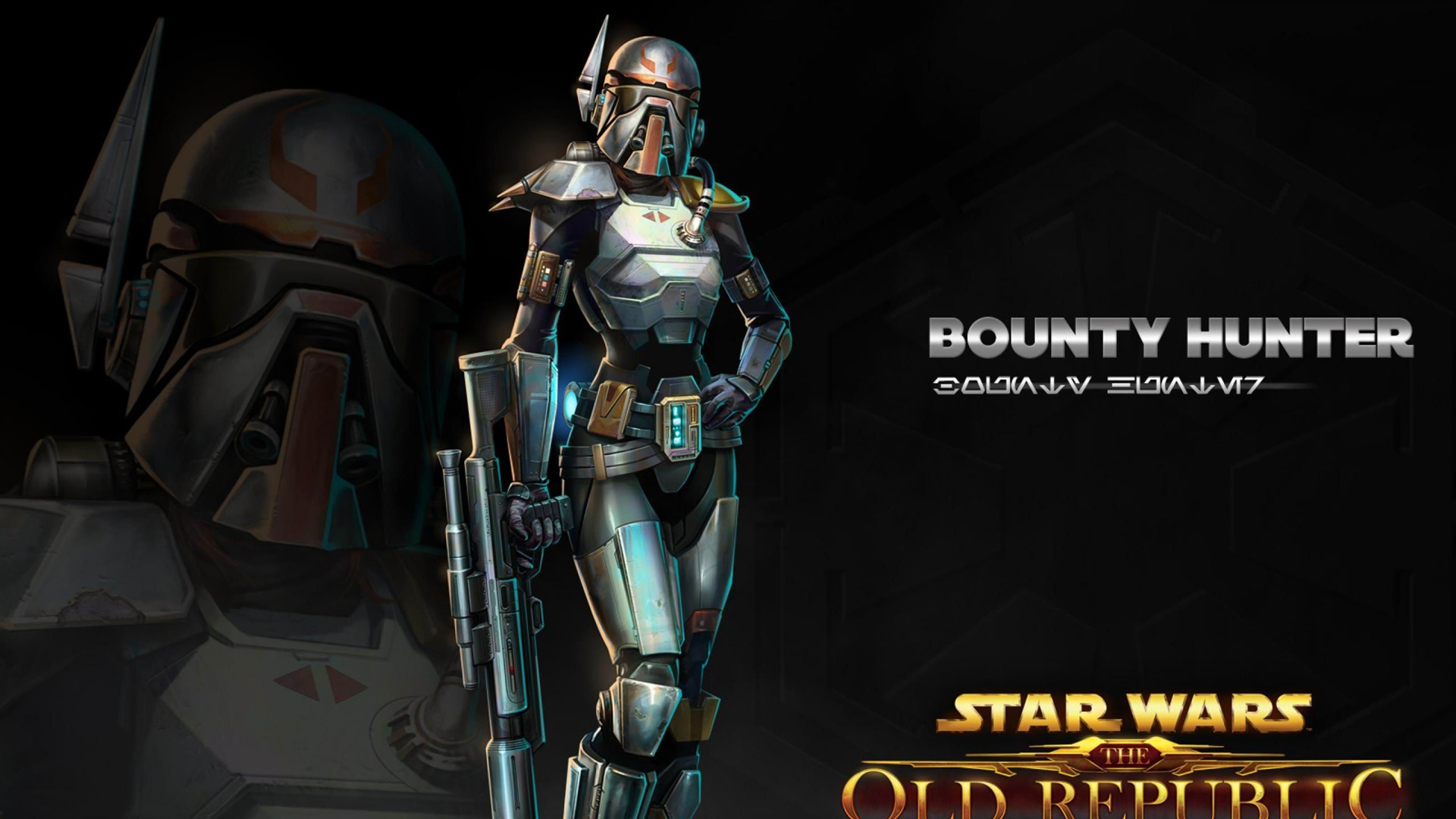 Bounty Hunter スターウォーズ旧共和国ゲームのhdの壁紙プレビュー 10wallpaper Com