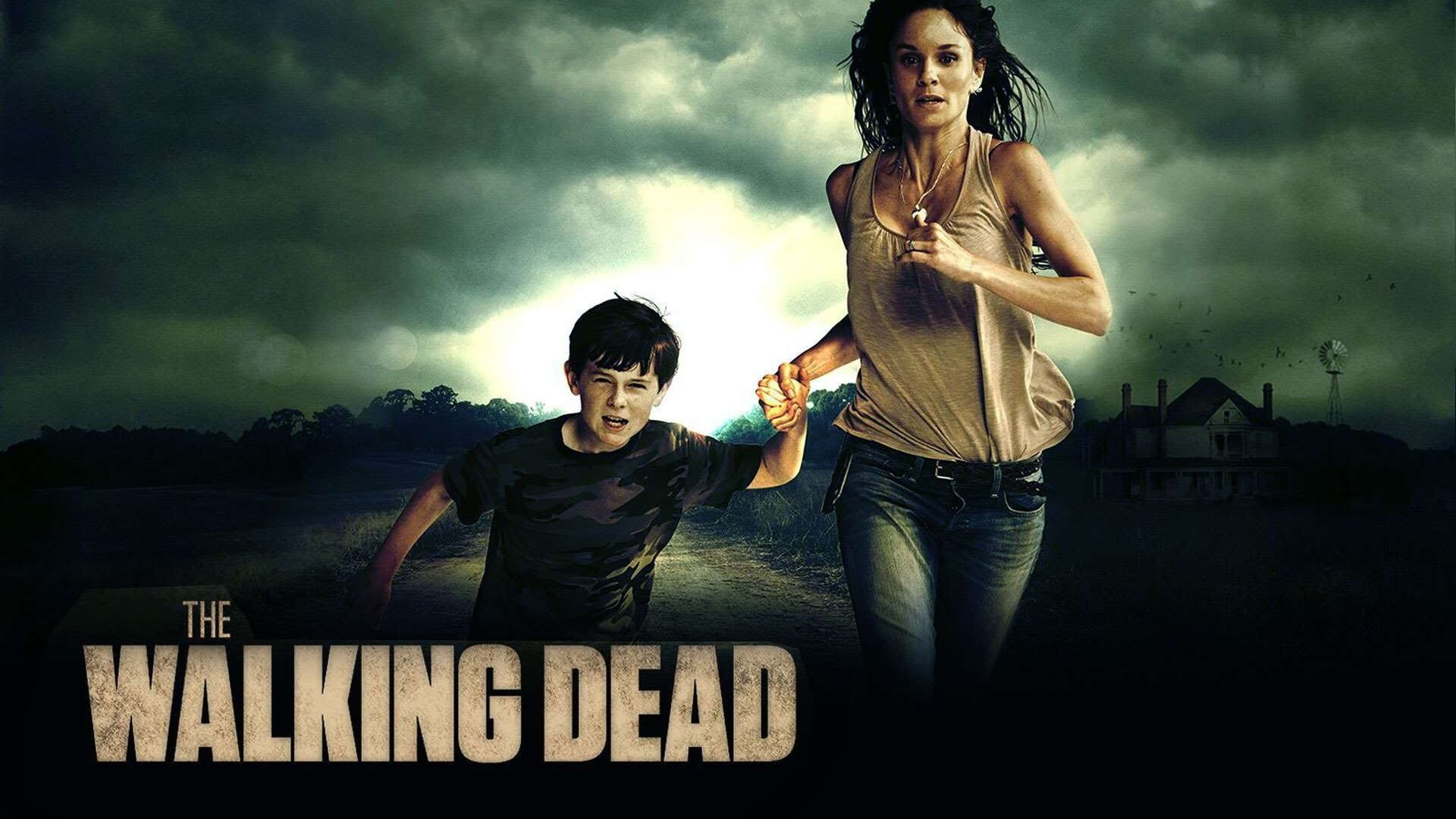 The Walking Dead American Tv Series Wallpaper 10 Preview 10wallpaper Com
