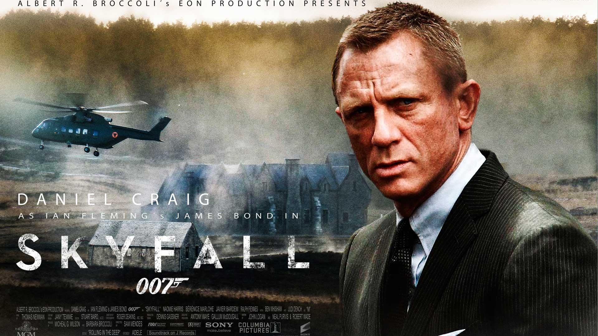 007 Skyfall 2012 Movie HD Desktop Wallpapers 02-1920x1080 ...