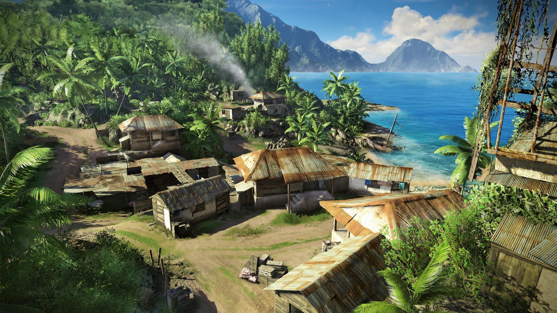 2012 Far Cry 3 Game Hd Wallpaper 46 Preview 10wallpaper Com