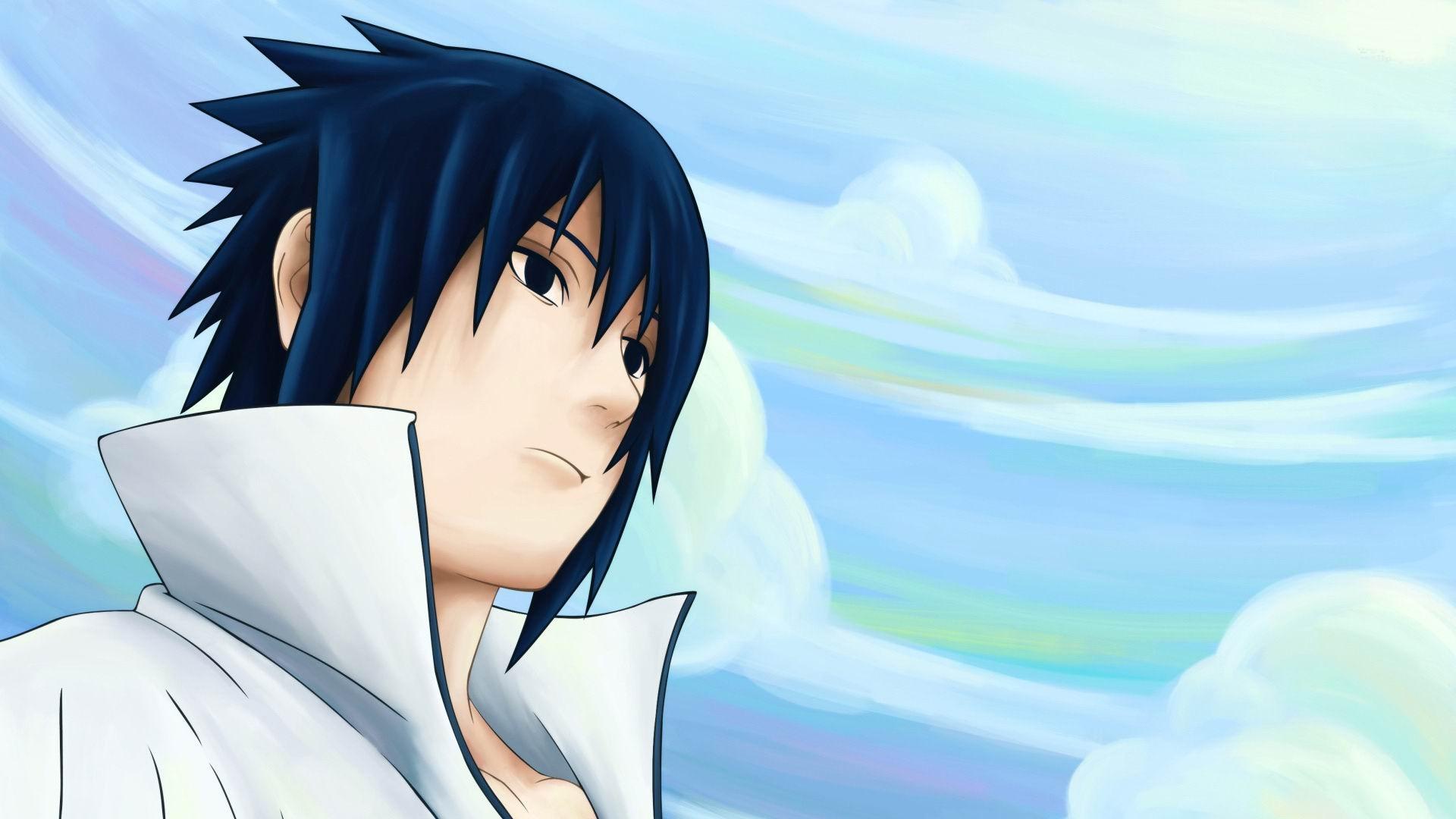Sasuke Uchiha Personajes De Dibujos Animados Hd Fondo De