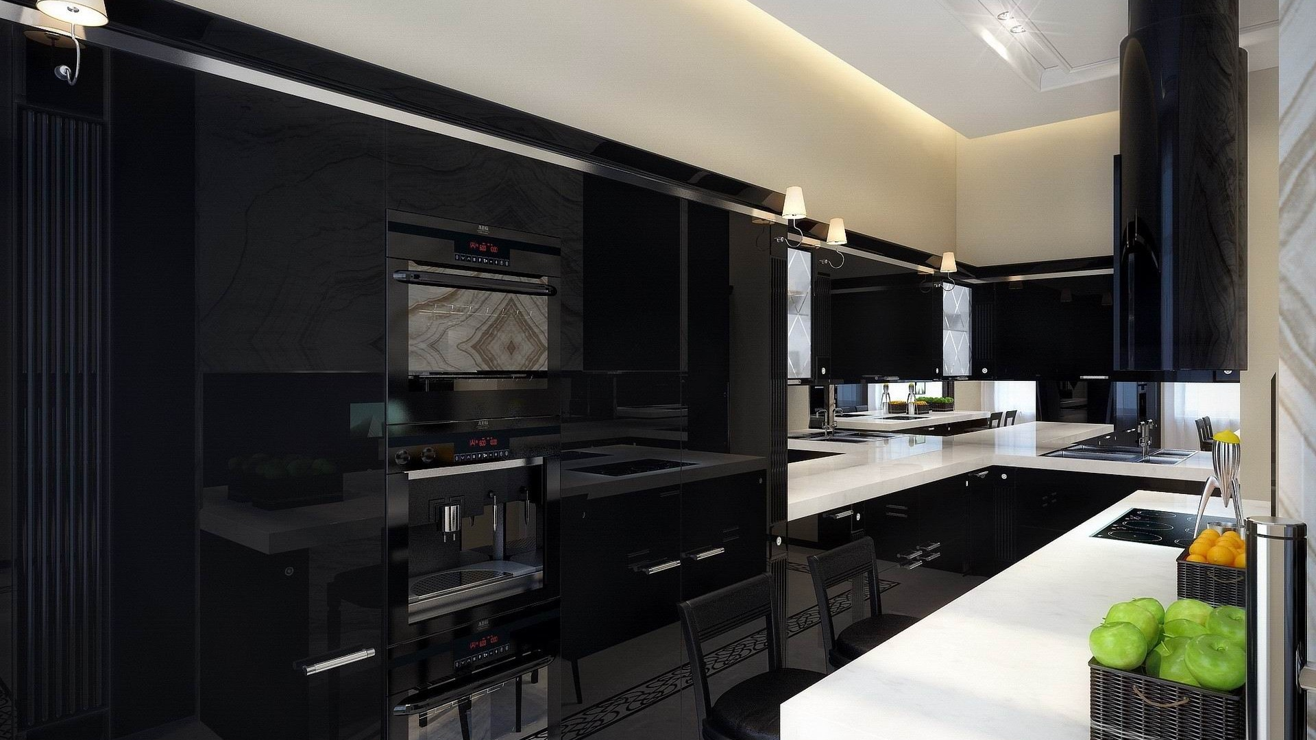Modern Kitchen May Hd Quality Wallpaper Preview