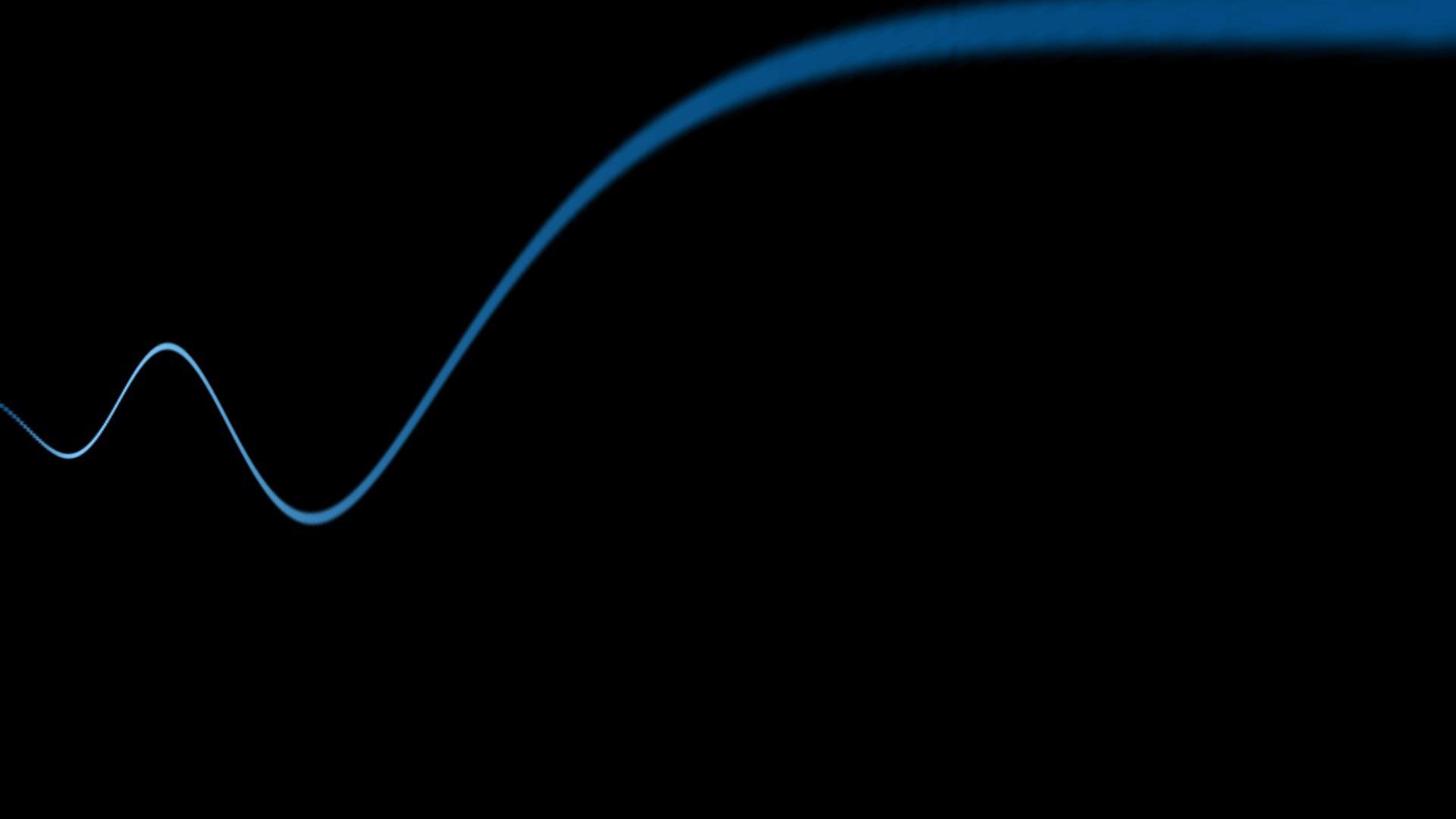 青い光の抽象 黒の芸術hdの壁紙プレビュー 10wallpaper Com