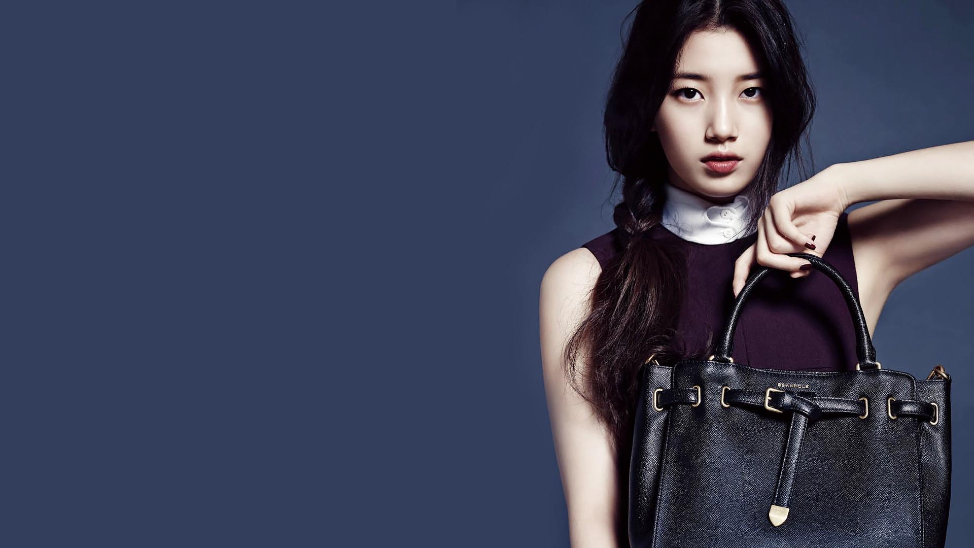Suzy Korean girls photo HD wallpaper 17 Preview