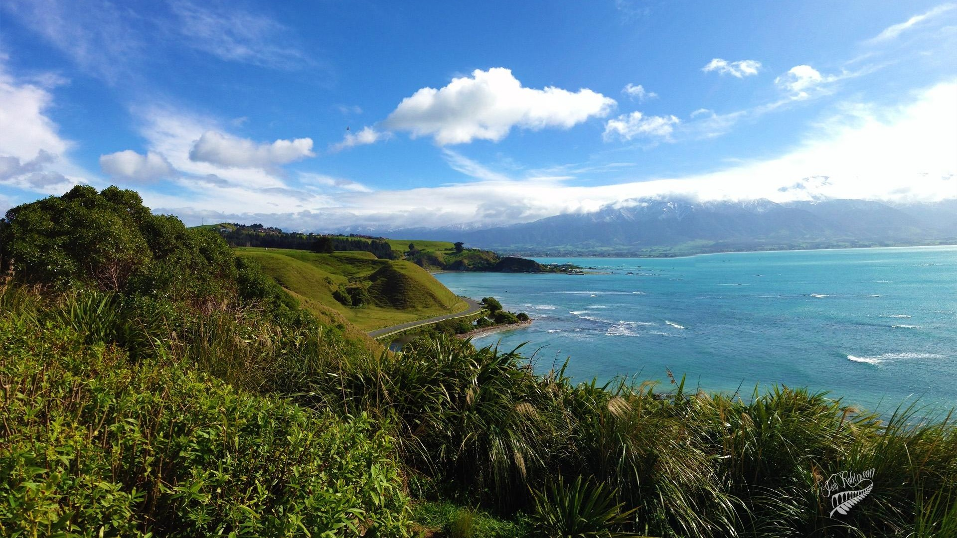 New Zealand Panoramic Hd Desktop Wallpaper 04 Preview