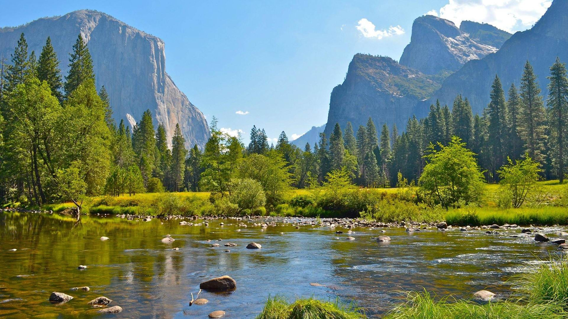 Yosemite National Park Microsoft Theme Wallpaper 01 Preview 10wallpaper Com