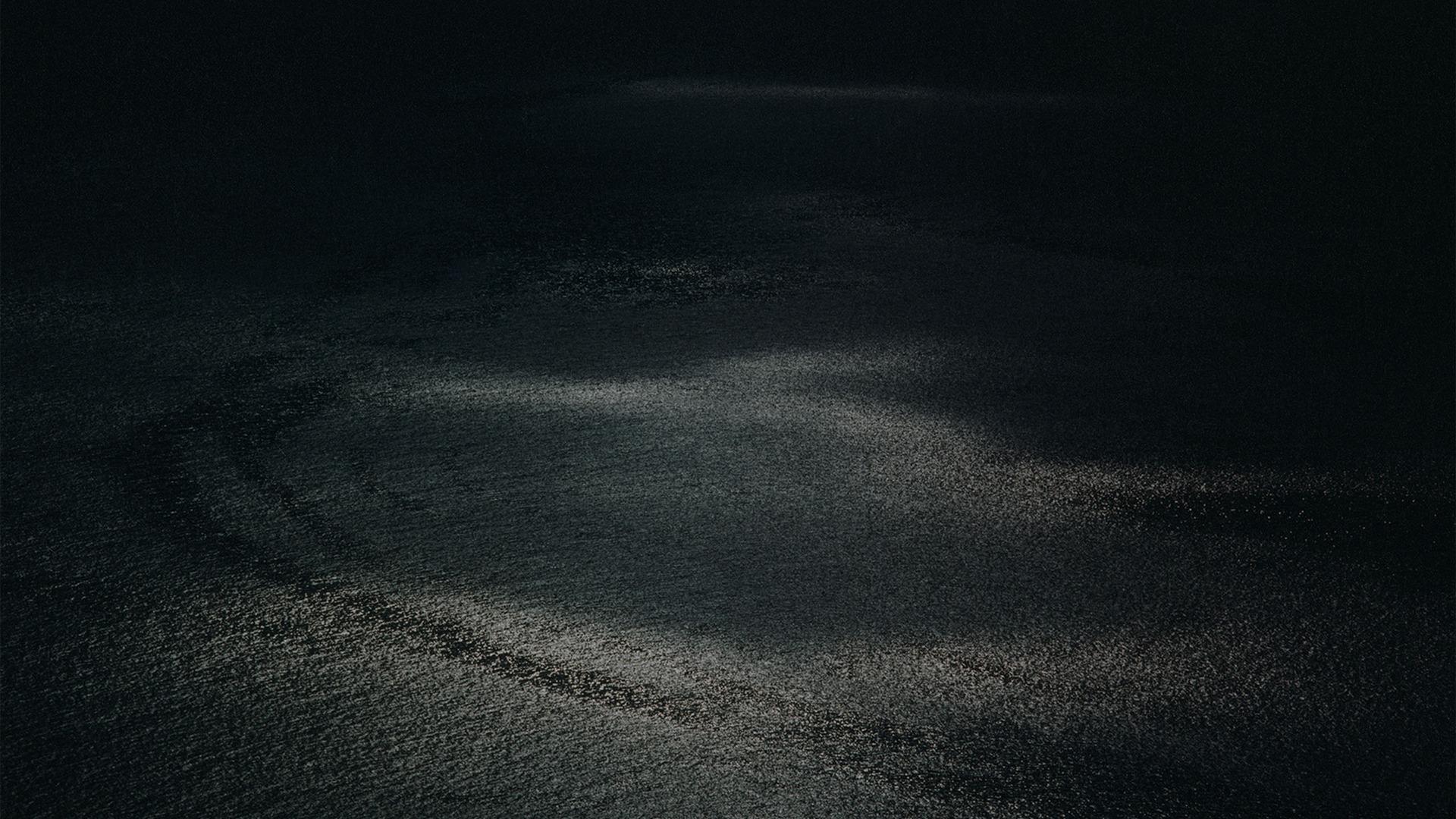 夜の海の海 Apple Ios8 Iphone6 Plus Hdの壁紙プレビュー 10wallpaper Com