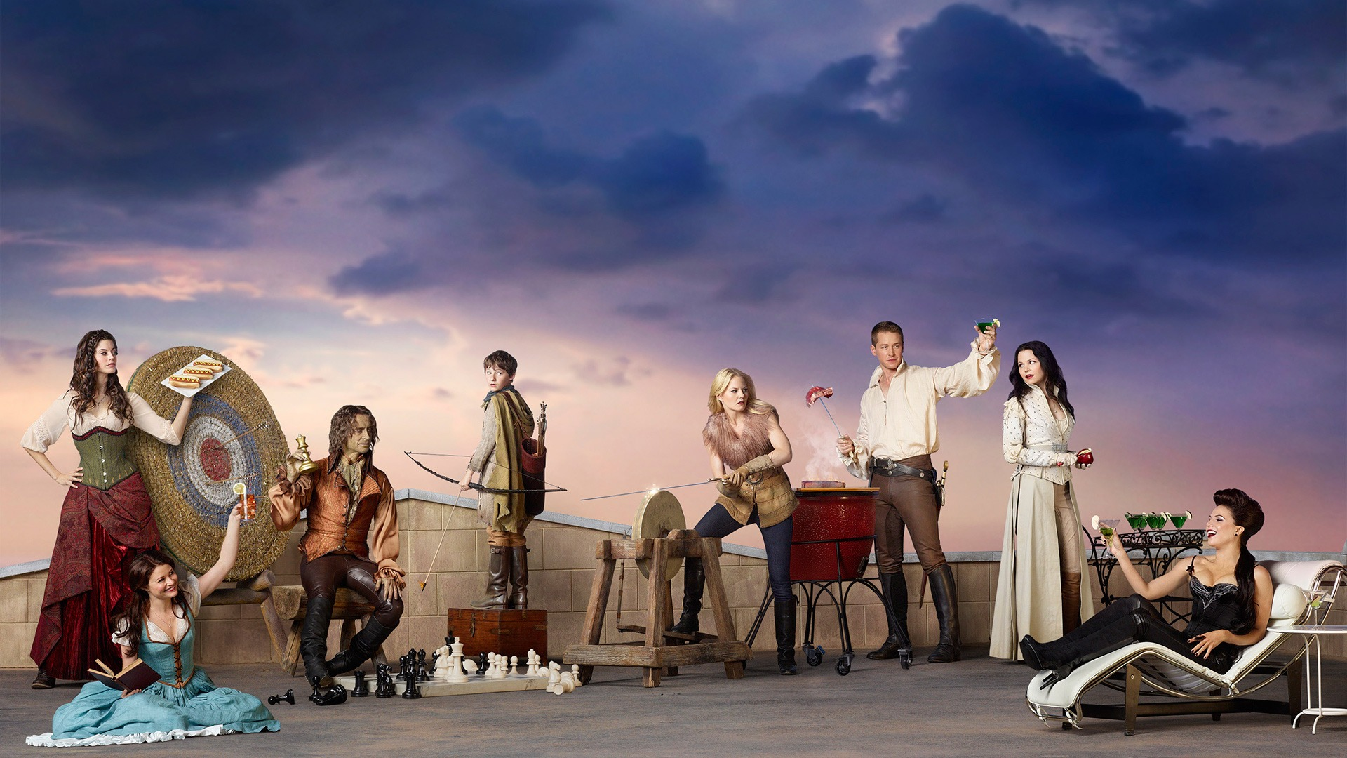 Once Upon A Time Tv Series Hd Wallpaper 15 Preview 10wallpaper Com