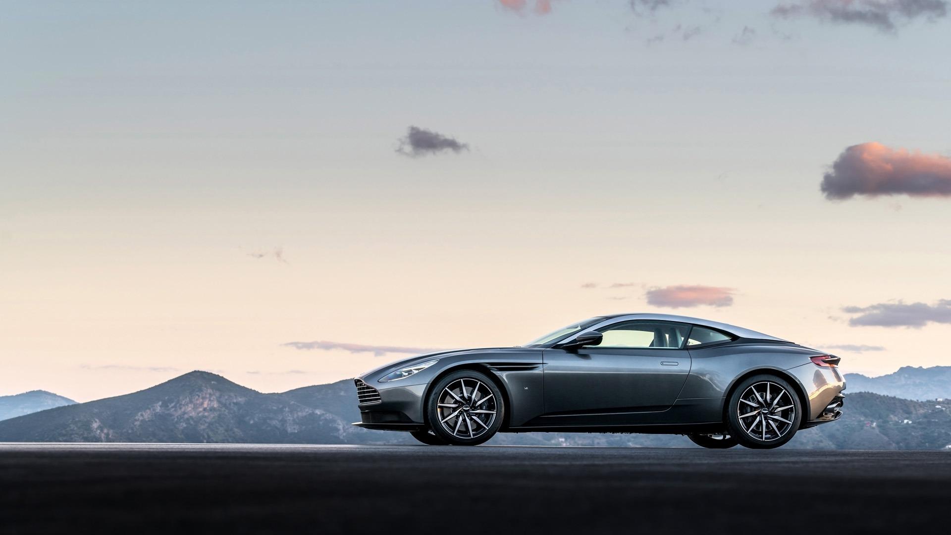 2017 Aston Martin Db11 Coche De Lujo Hd Wallpaper 14 Avance