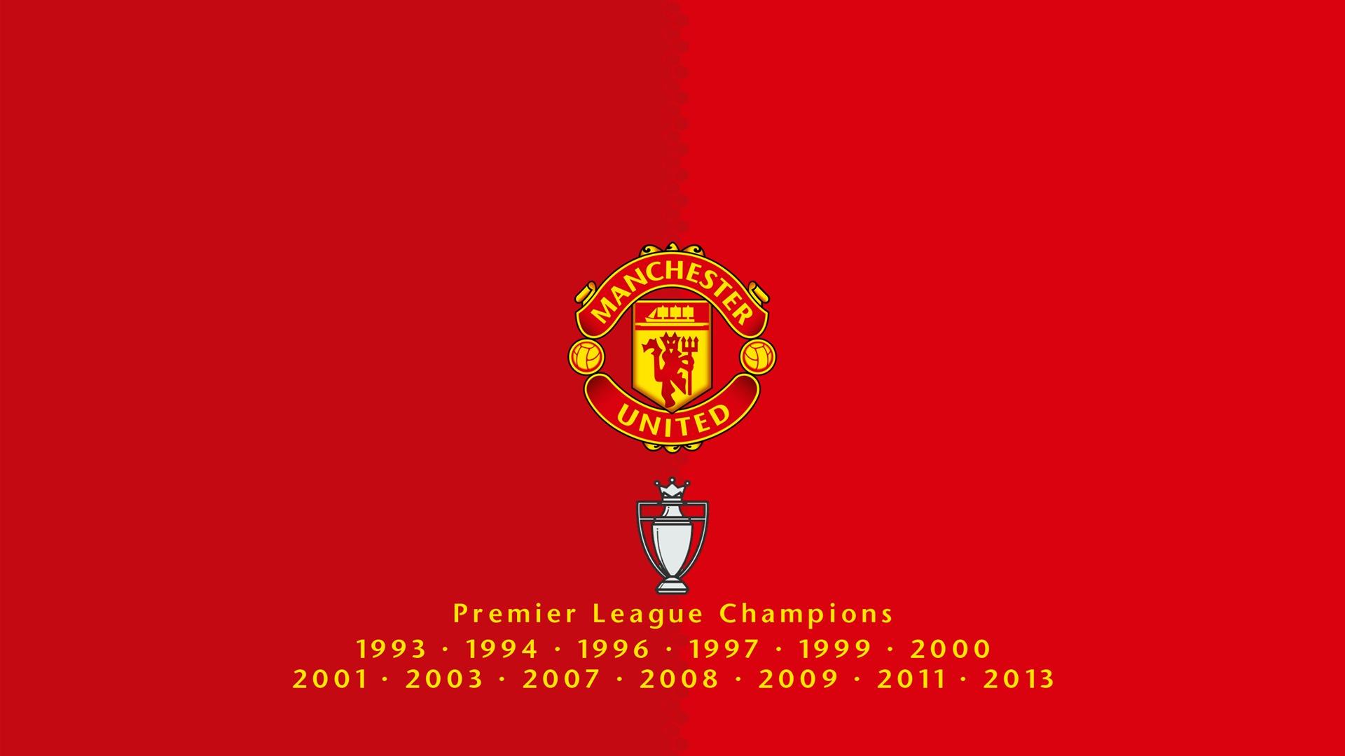 曼联冠军-欧洲足球俱乐部高清壁纸预览 | 10wallpaper.com