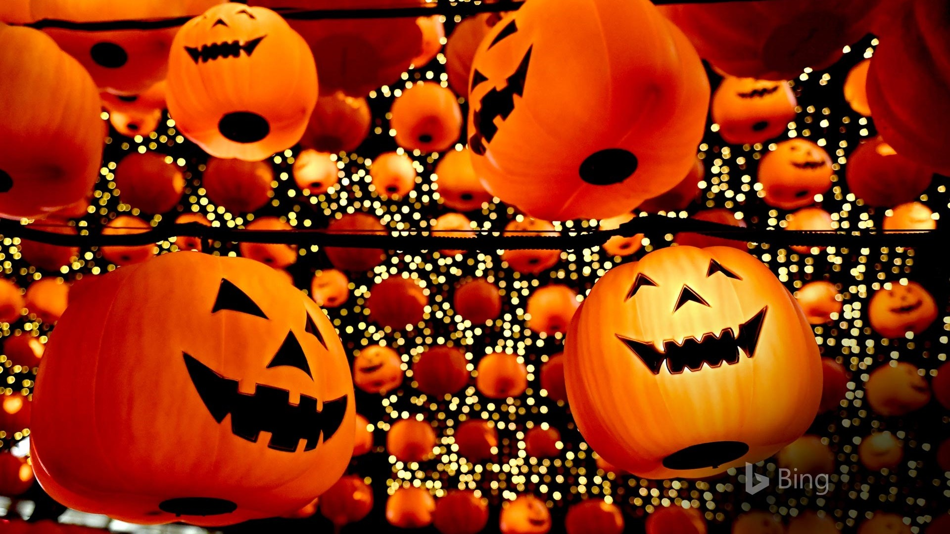 Used Auto Glass >> China Liaoning Halloween decoration 2017 Bing Wallpaper Preview | 10wallpaper.com