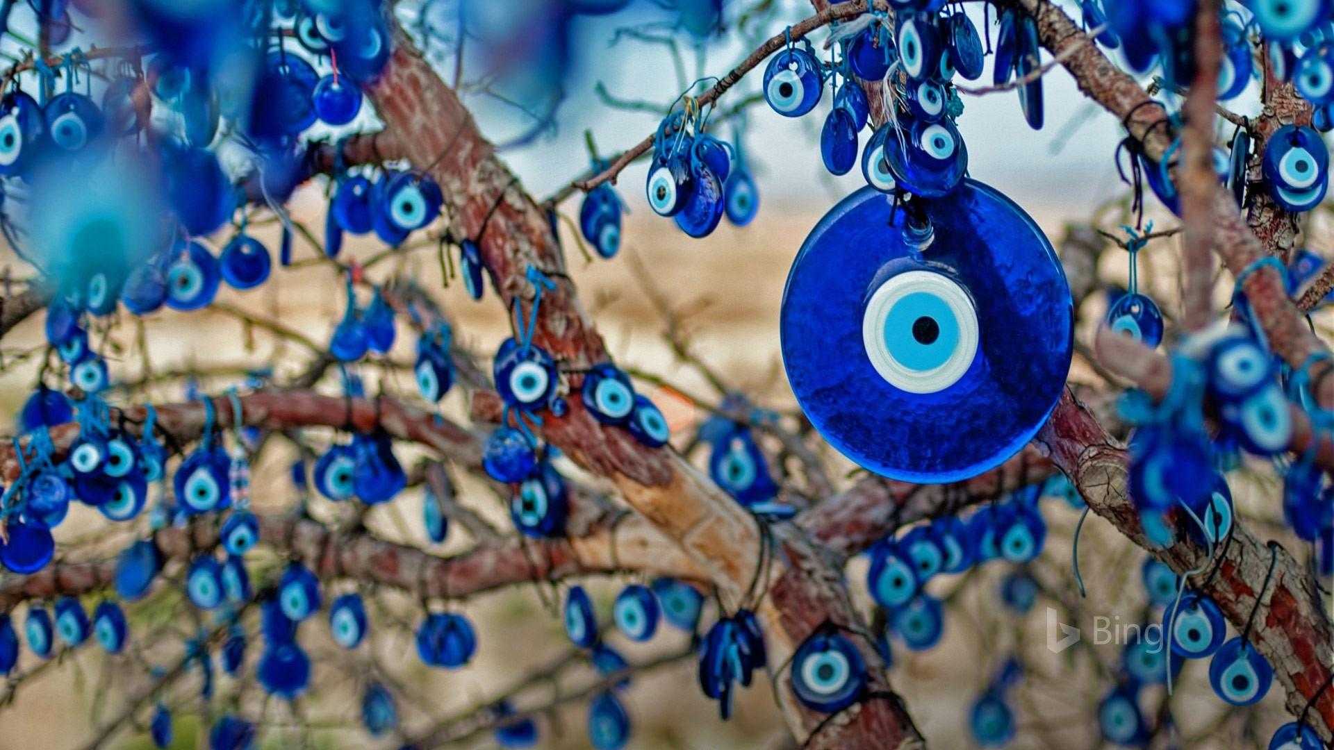 Turkey Goreme National Park Wish Tree 2018 Bing Preview