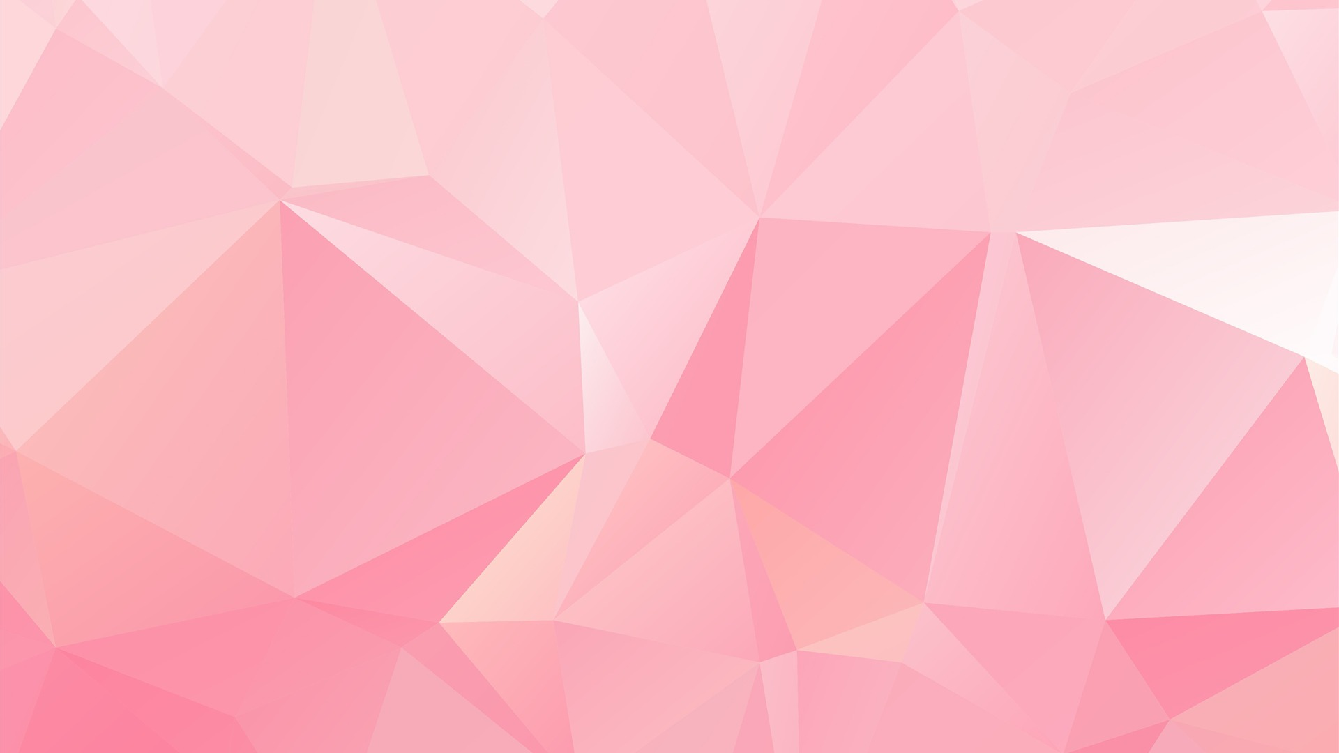 Pink Triangle Vector 4k Abstract Design Preview