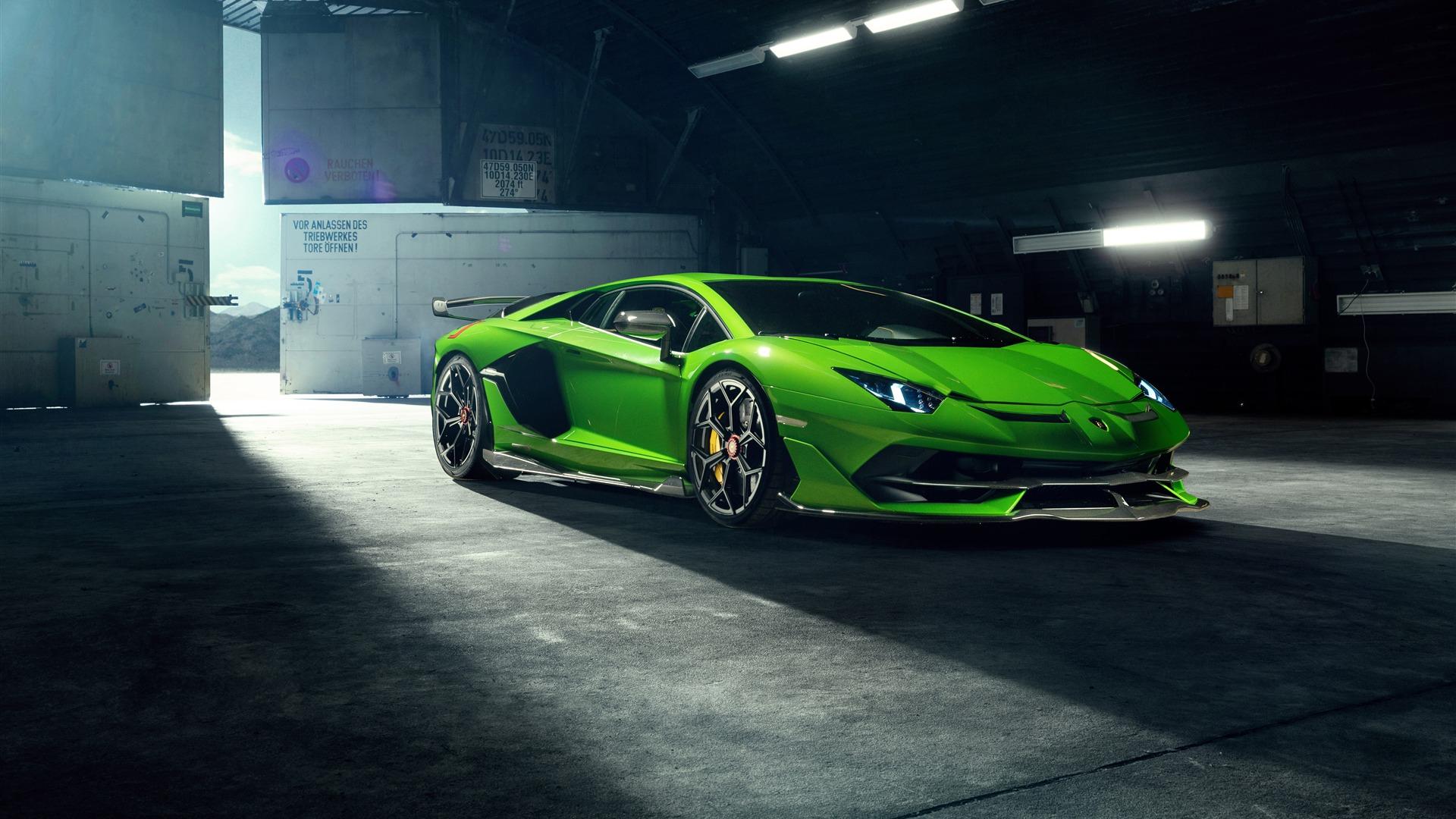 Novitec Lamborghini Aventador 2020 Car Hd Poster Preview 10wallpaper Com