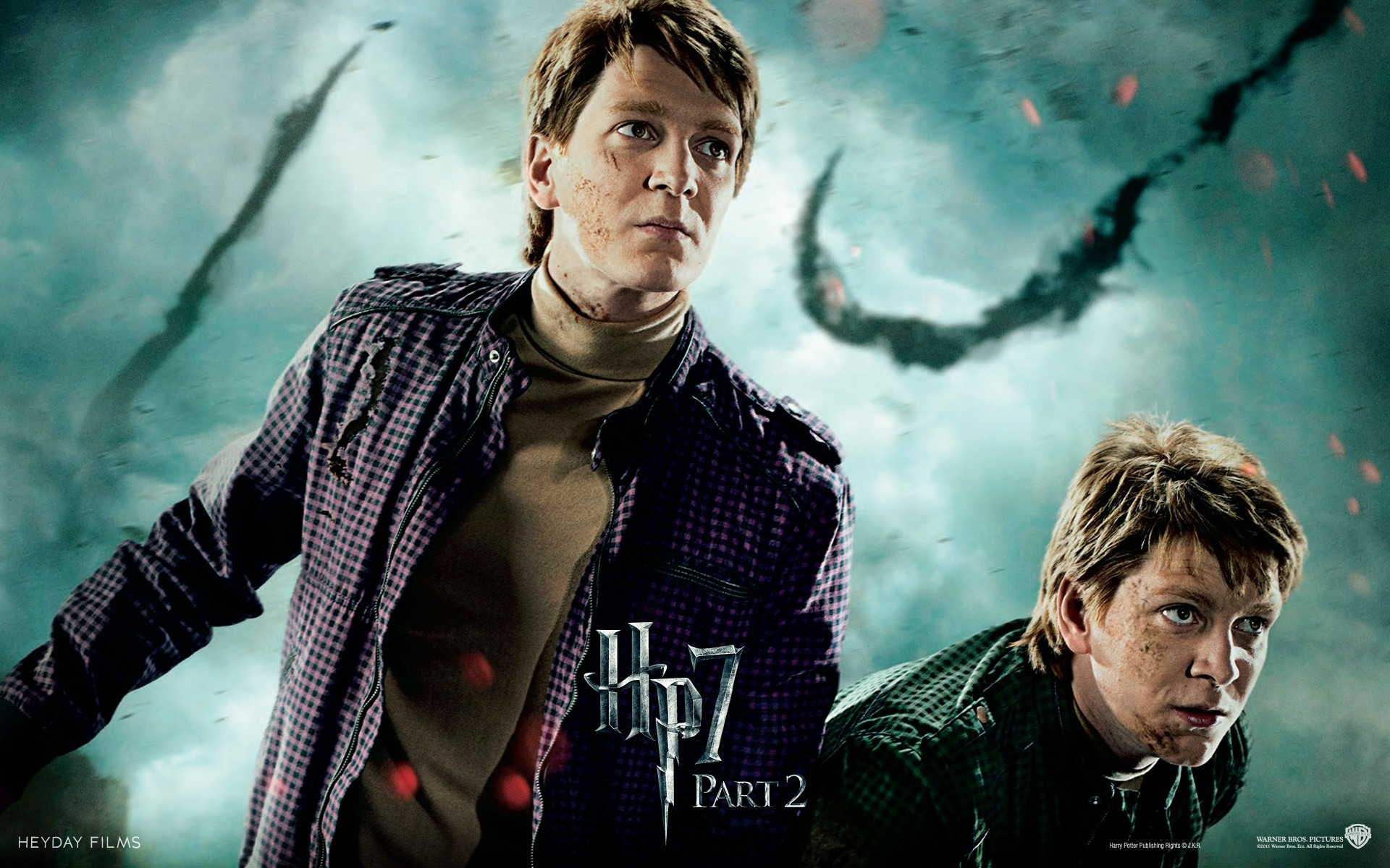 Harry Potter 7 - Weasley twins wallpaper - 1920x1200 wallpaper download