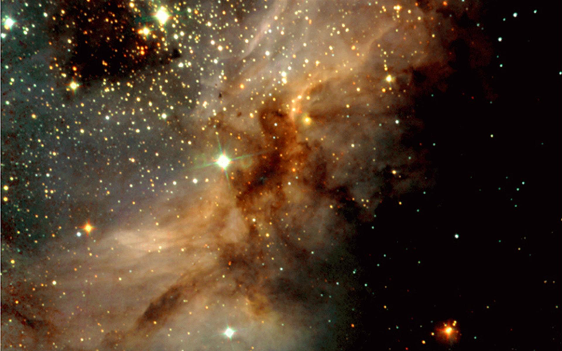 Nebula in the universe-Explore the secrets of the universe ...