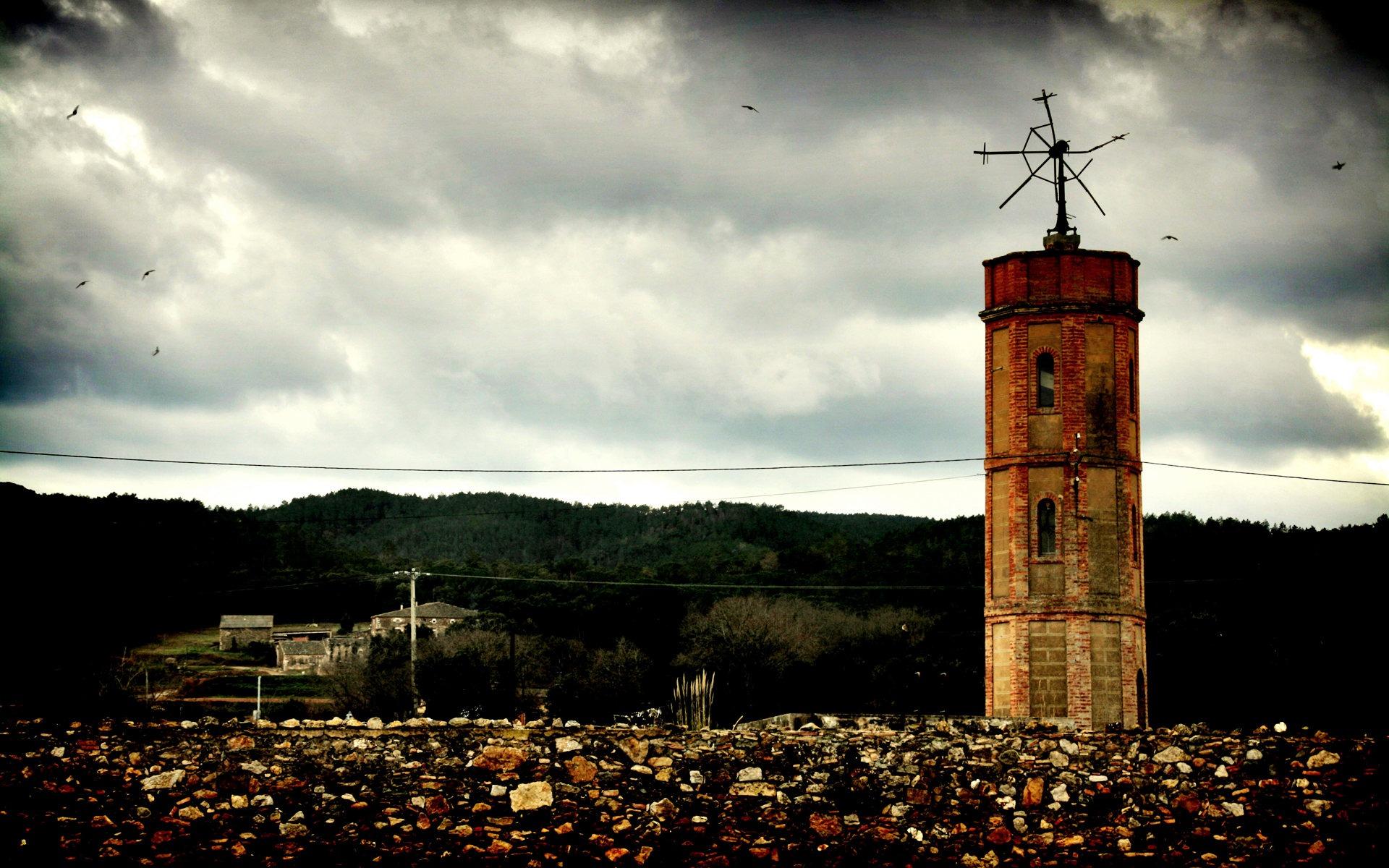 ノスタルジックな風景ジローナ スペインプレビュー 10wallpaper Com
