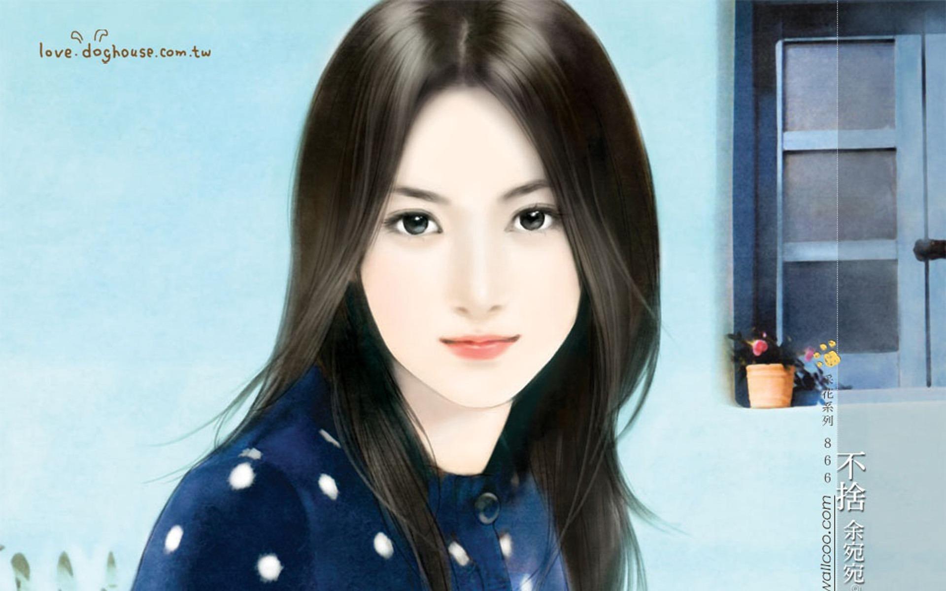 Фото красивой кореянки 15 фотография