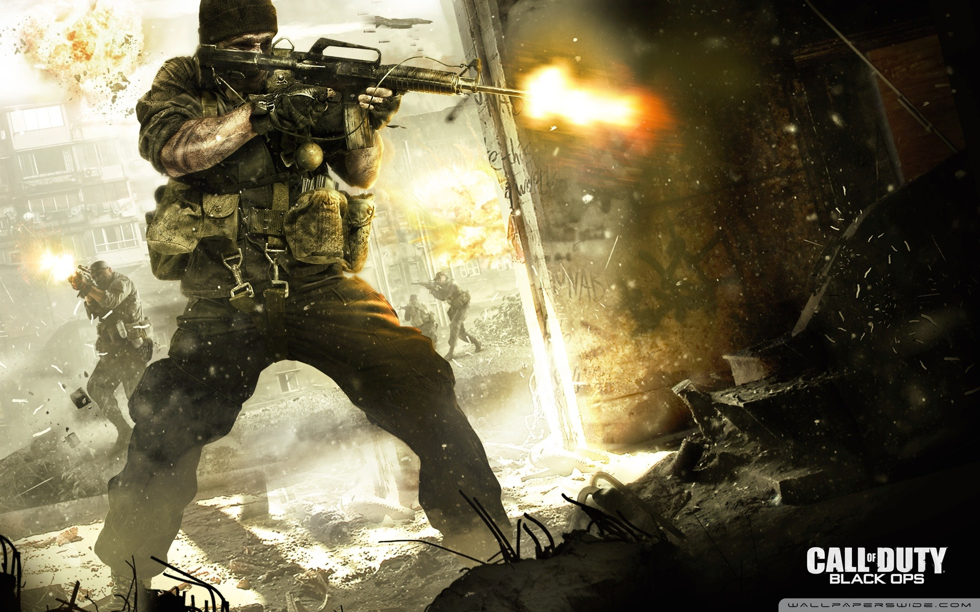 Call Of Duty Modern Warfare 3 Hd Game Wallpaper 05 Preview