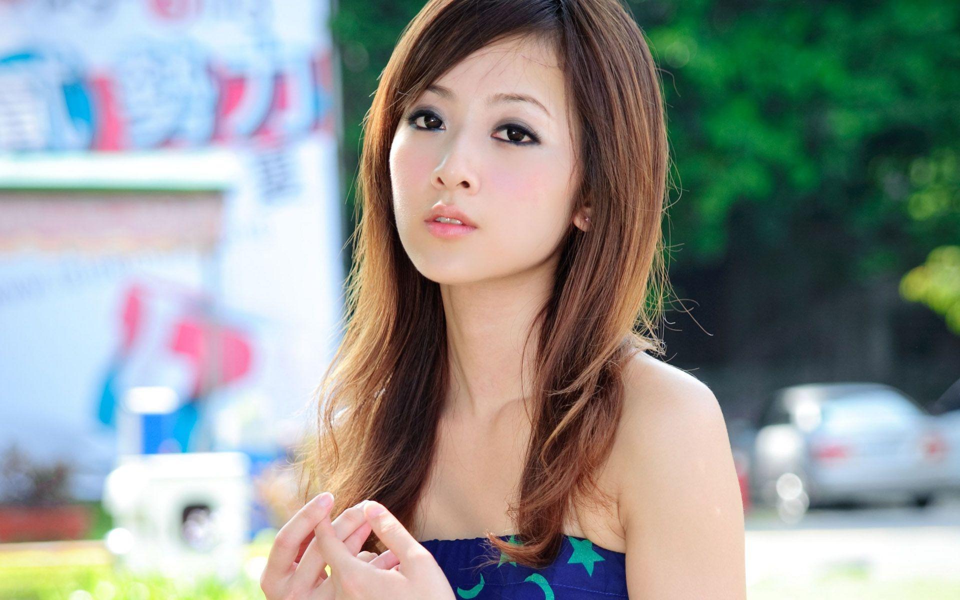 Азиатки с