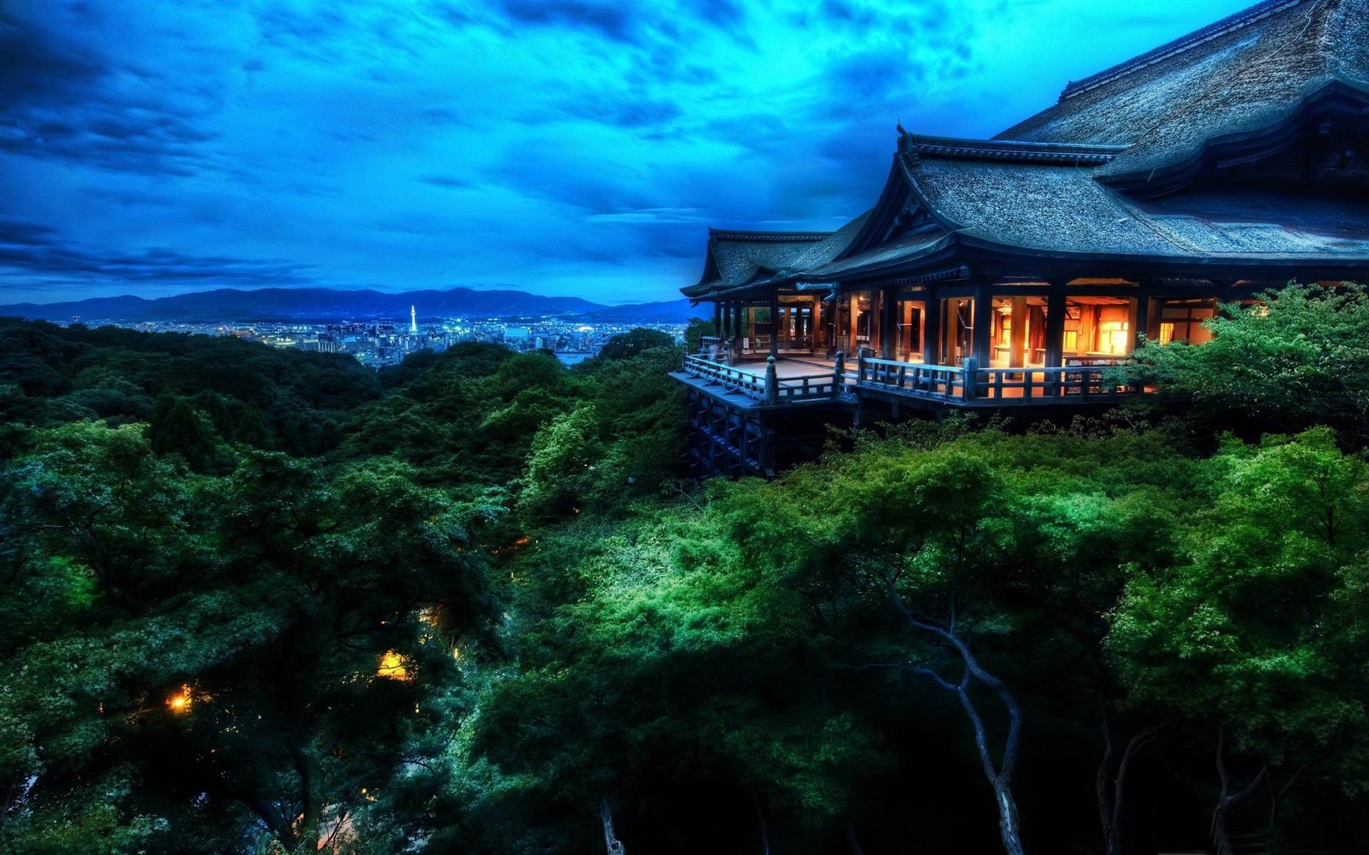 夜に 日本の風景壁紙プレビュー 10wallpaper Com