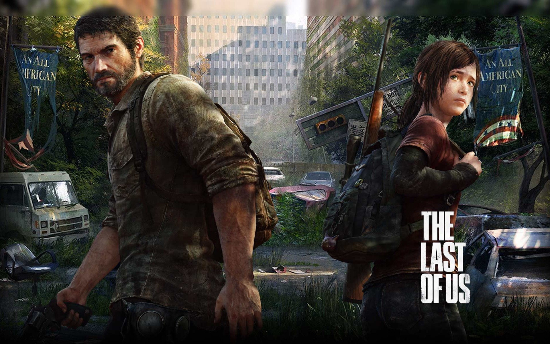 The Last Of Us Game Hd Wallpaper 05 Avance 10wallpapercom