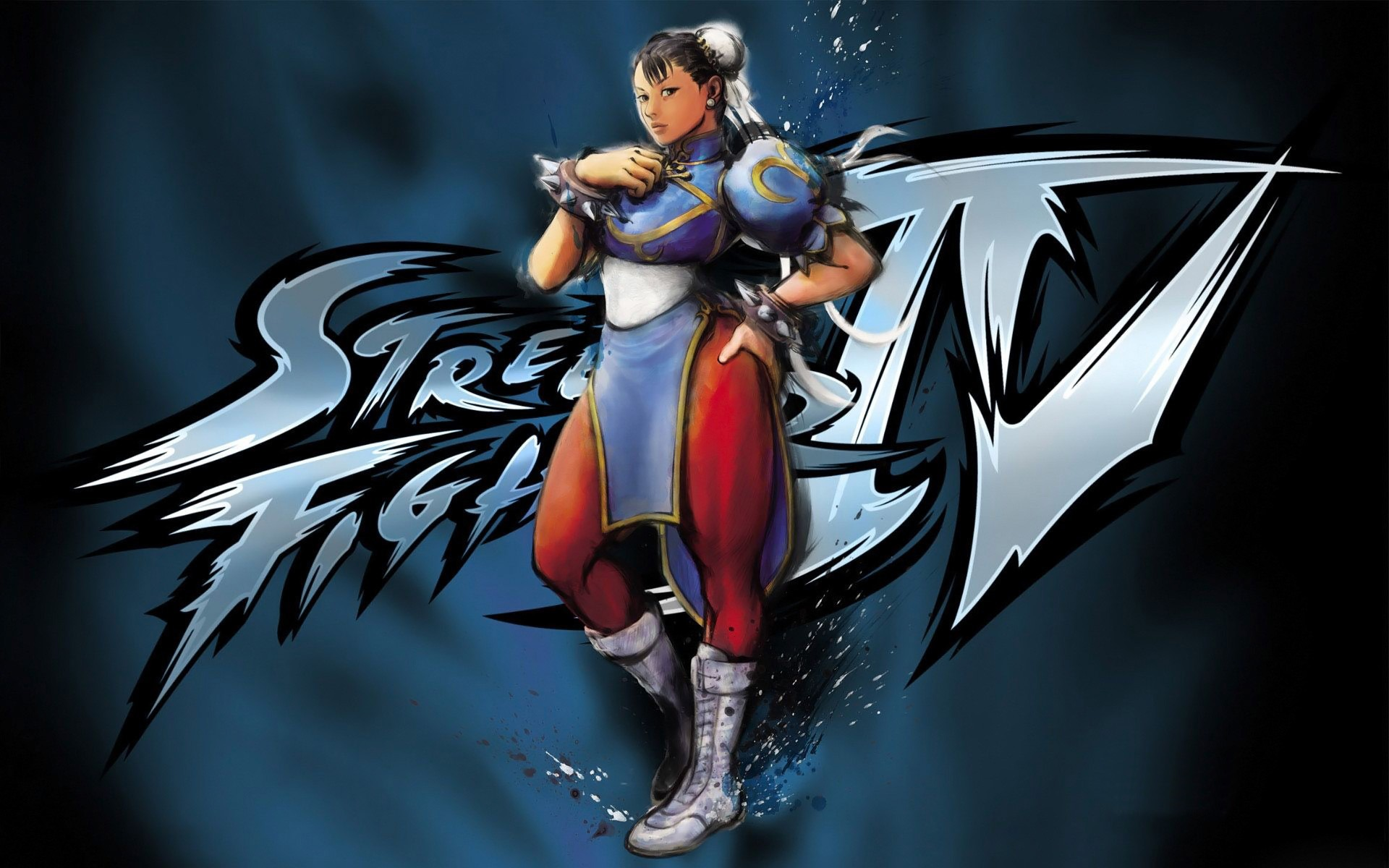 Chunli Street Fighter 5 Game Hd Wallpaper Preview 10wallpaper Com
