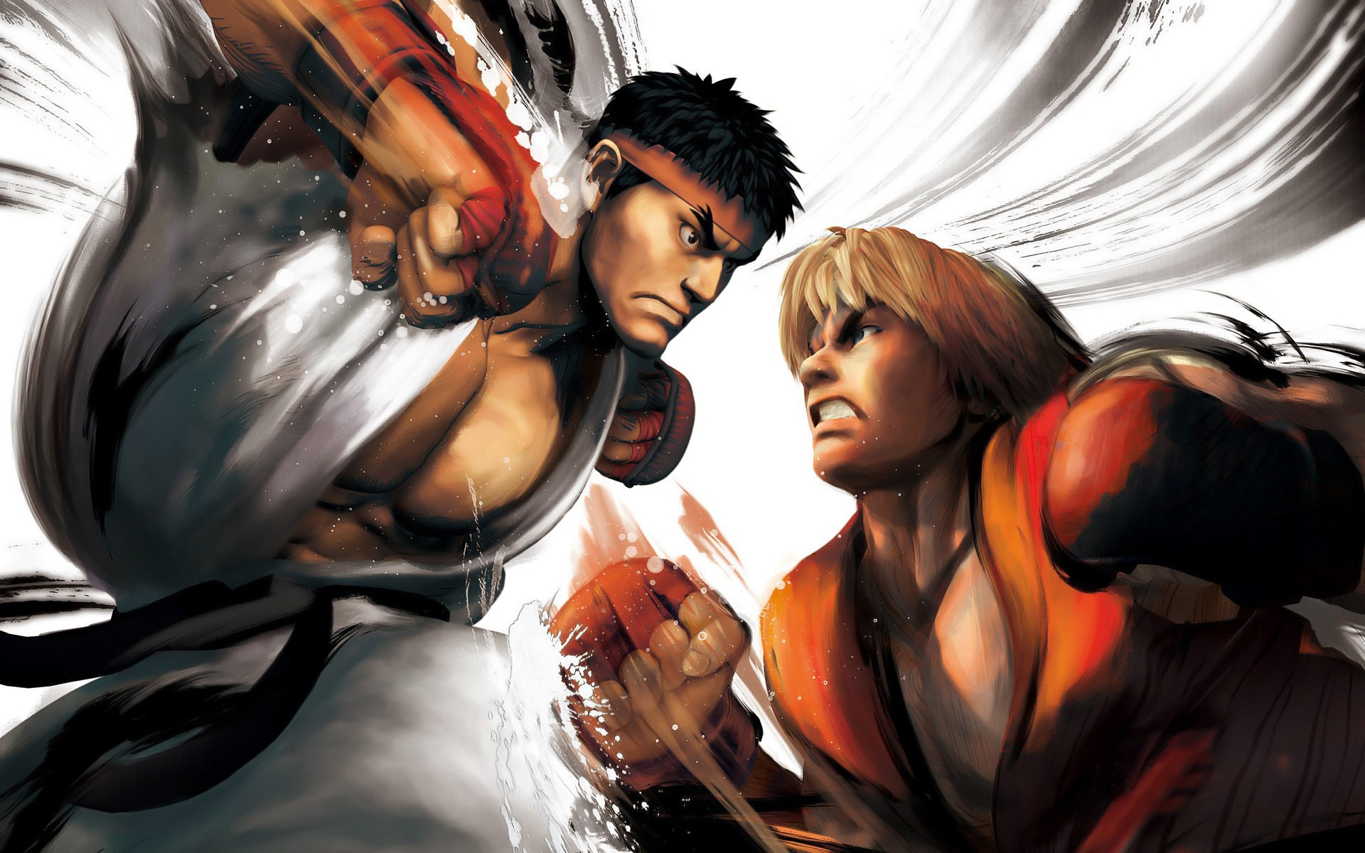 street fighter v ryu wallpaper