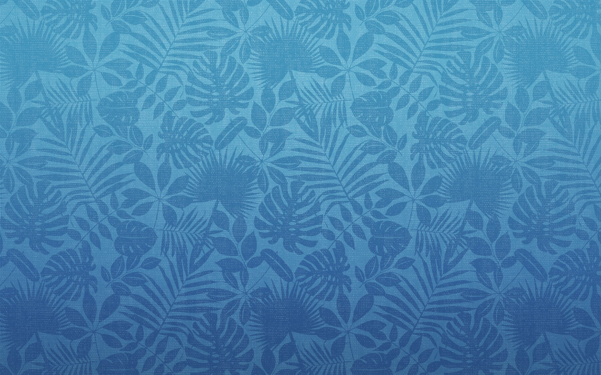 Blue Hawaiian Printing Mac OS Wallpaper  1920x1200