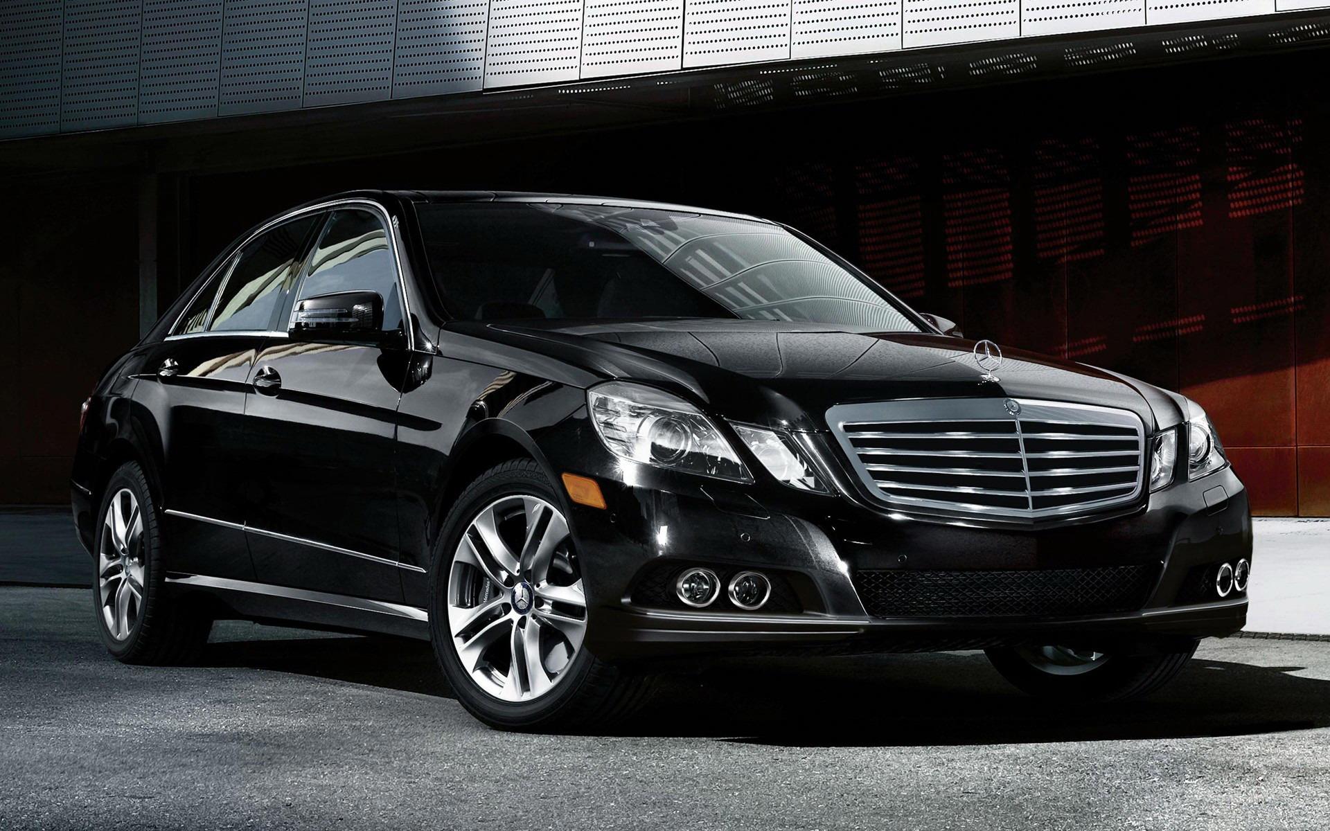 Black models-2012 Mercedes Benz E-Class Saloon HD ...