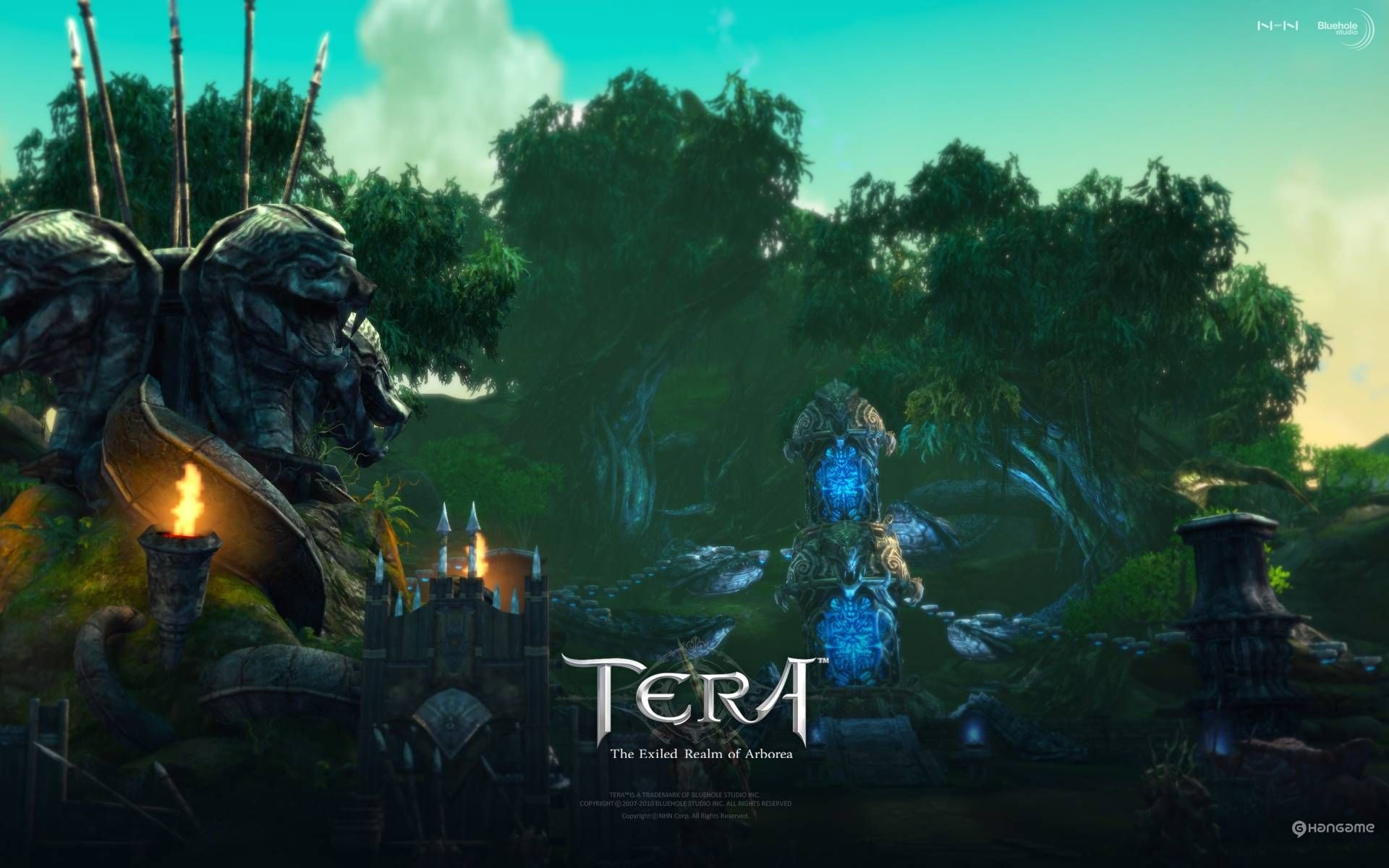 Tera Game Hd Wallpaper 02 Avance 10wallpapercom