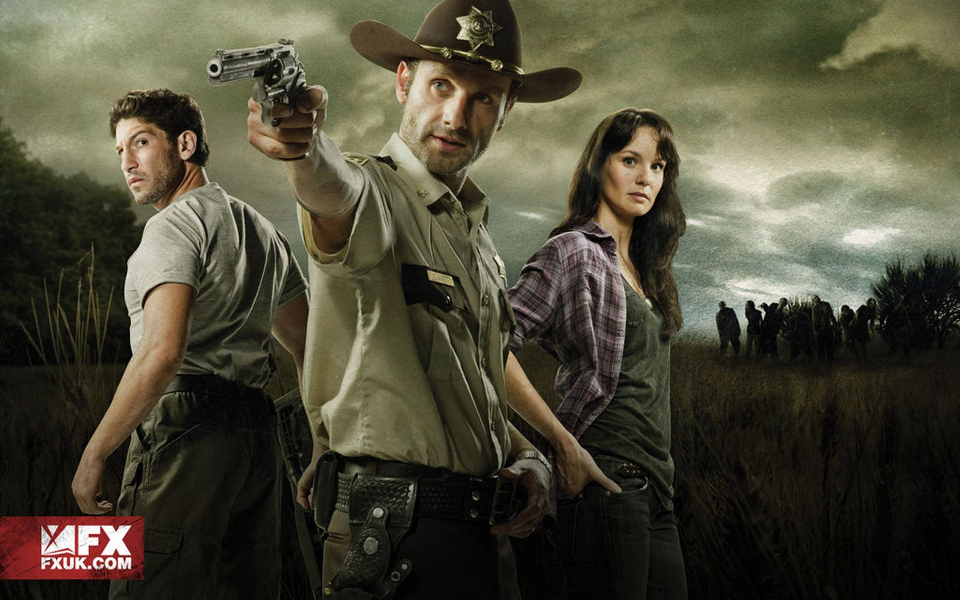 The Walking Dead American Tv Series Wallpaper 06 Preview