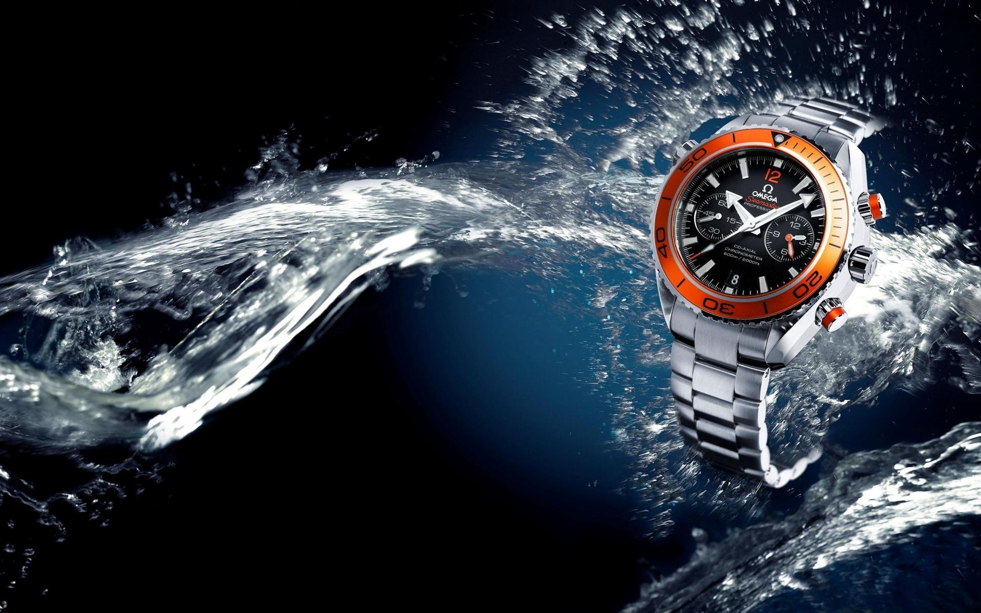 時計オメガシーマスター水 ファッション時計壁紙プレビュー 10wallpaper Com