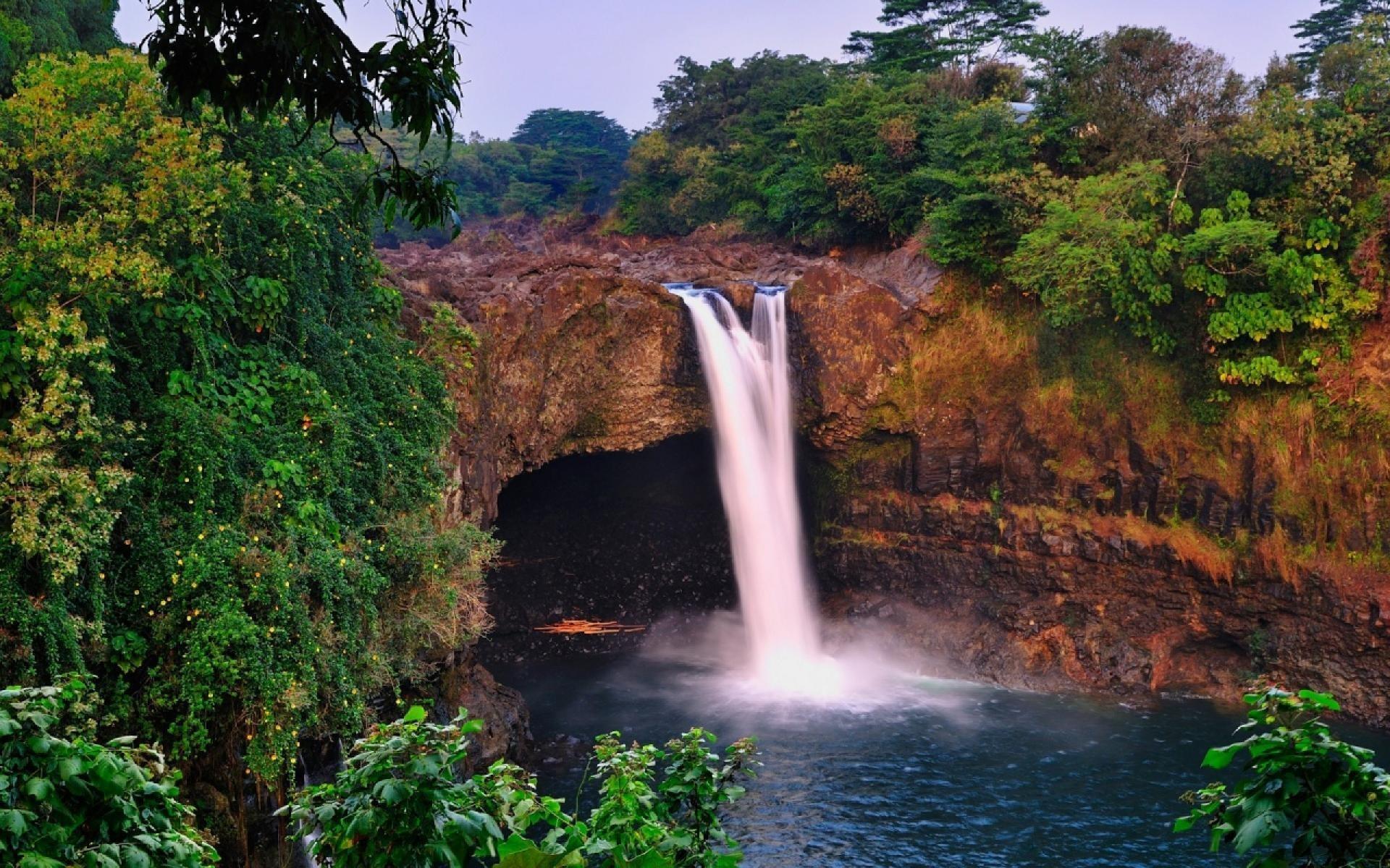 9 Spectacular Hd Waterfall Wallpapers To Download: Spectacular Waterfalls Widescreen Desktop Wallpaper 16